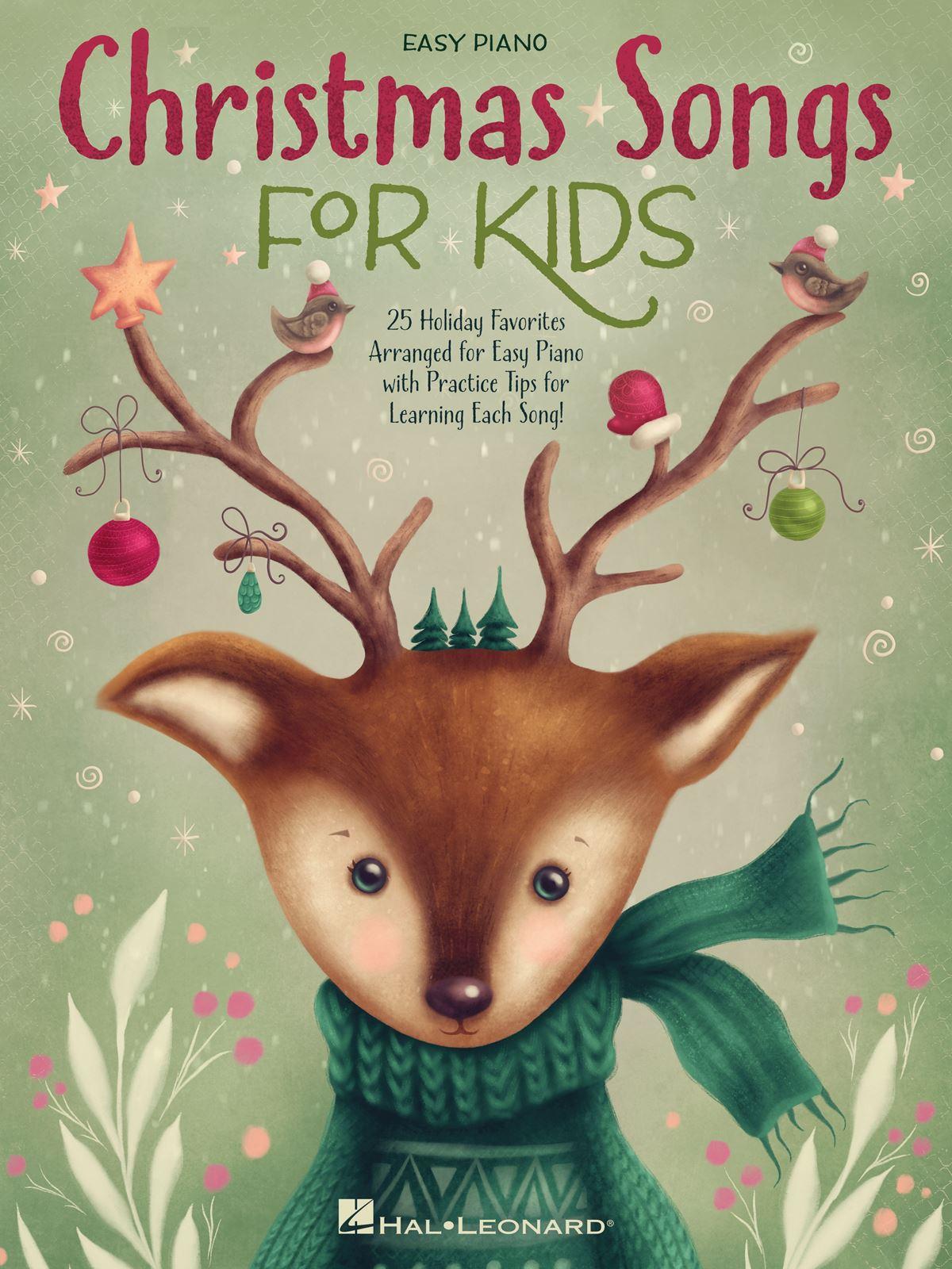 Christmas Songs for Kids: Piano: Instrumental Album