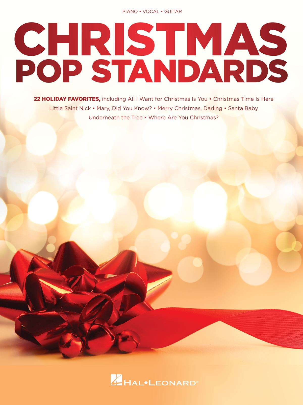 Christmas Pop Standards: Piano  Vocal and Guitar: Mixed Songbook