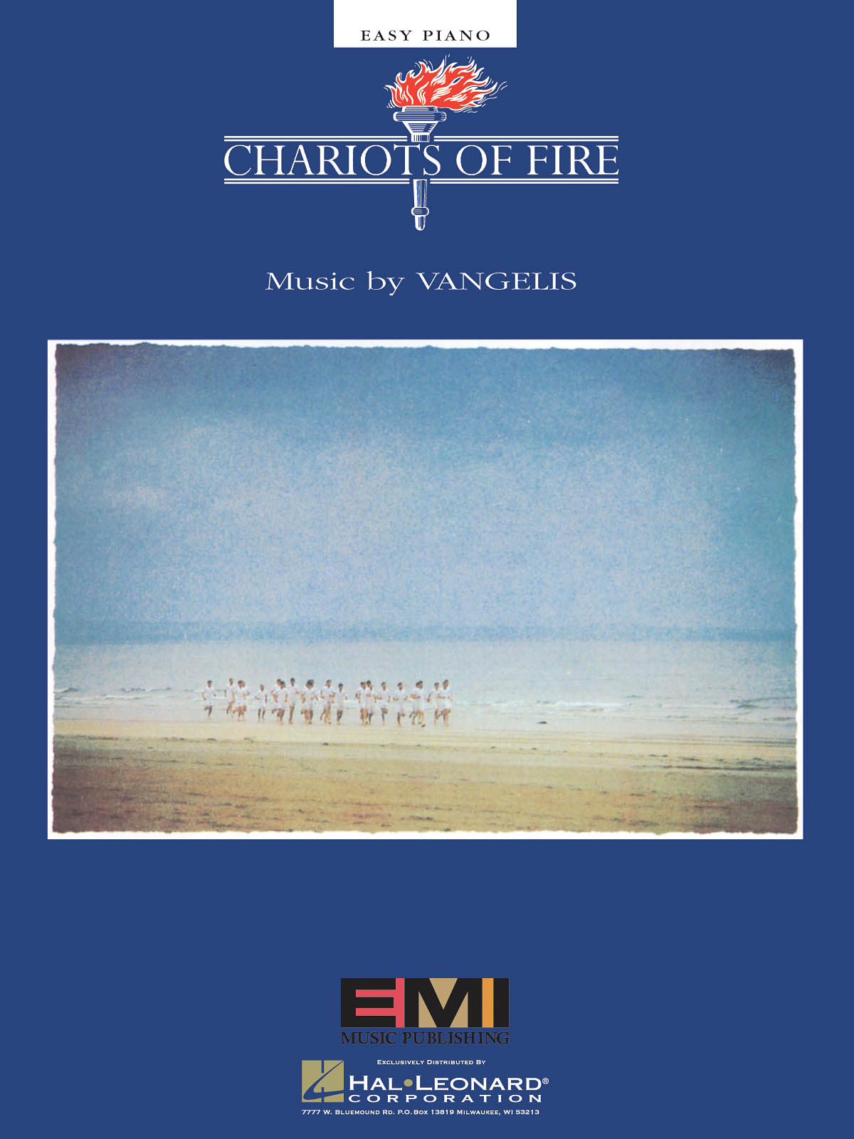 Vangelis: Chariots of Fire: Easy Piano: Instrumental Album