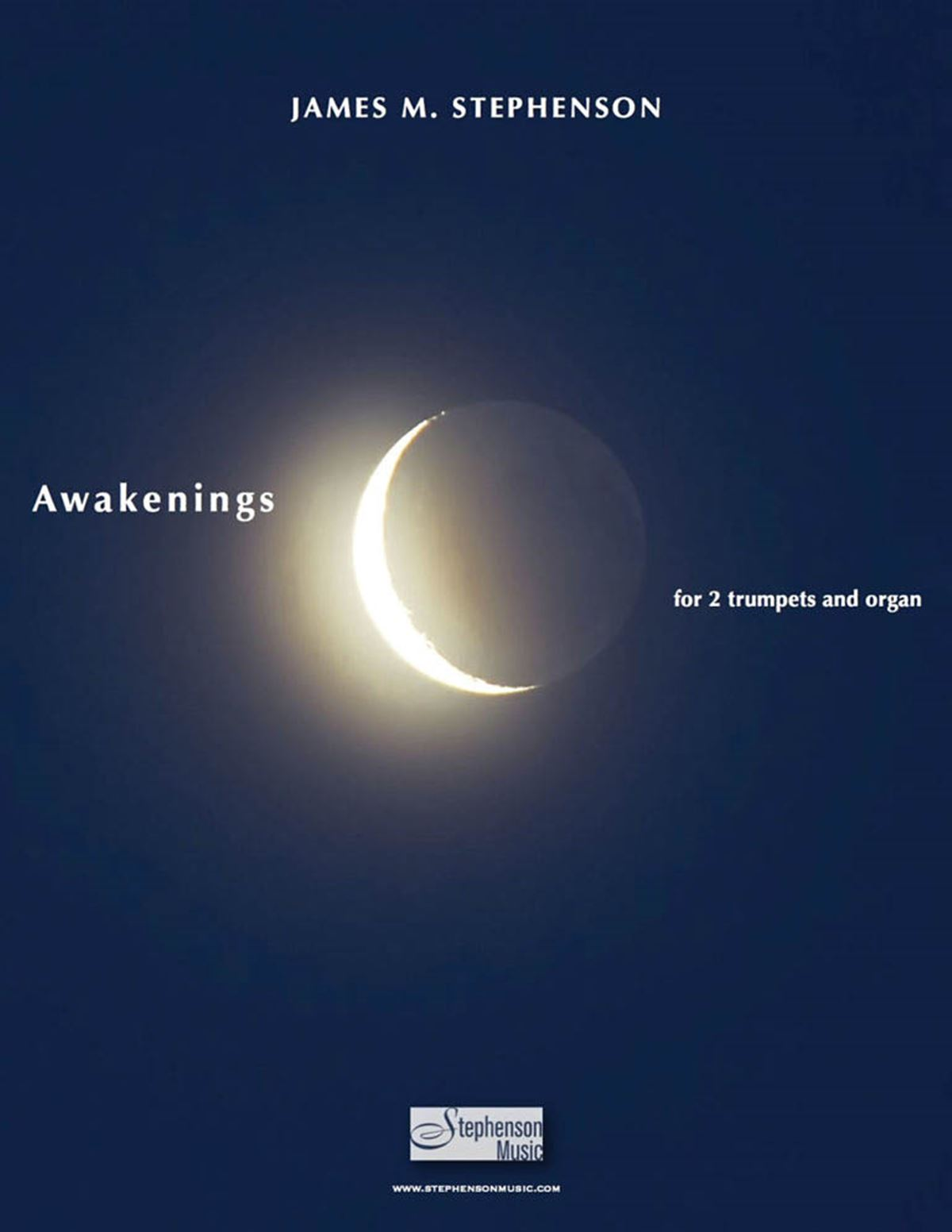 Jim Stephenson: Awakenings: Trumpet Duet: Instrumental Work