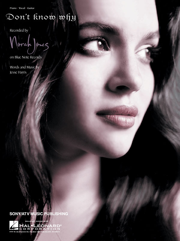 Norah Jones: Don't Know Why: Piano  Vocal and Guitar: Mixed Songbook
