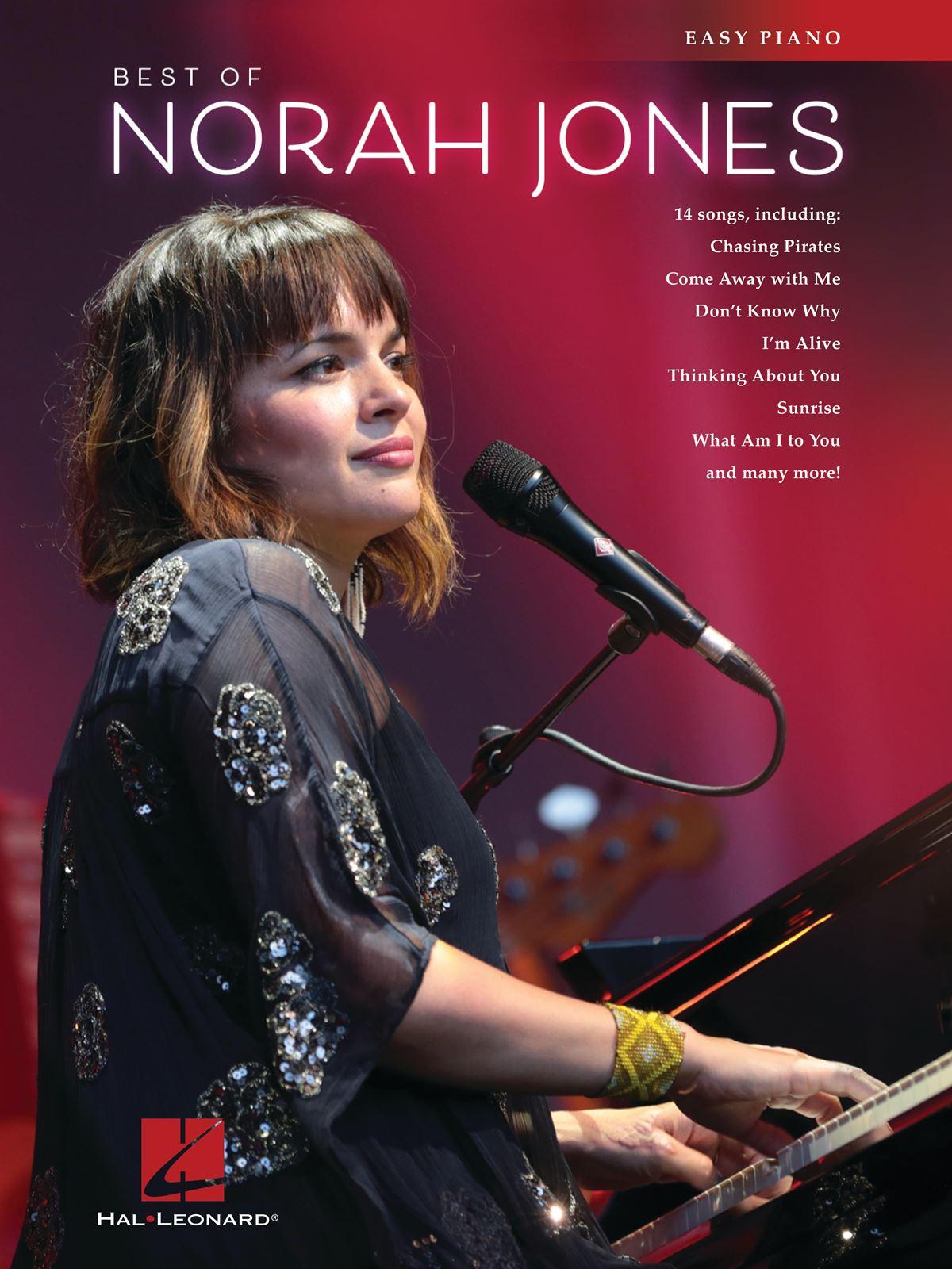 Norah Jones: Best of Norah Jones: Easy Piano: Instrumental Album