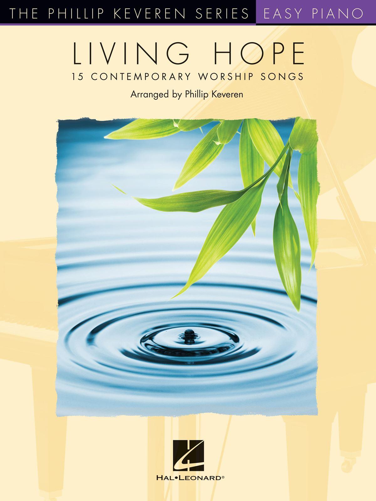 Living Hope: Easy Piano: Instrumental Album