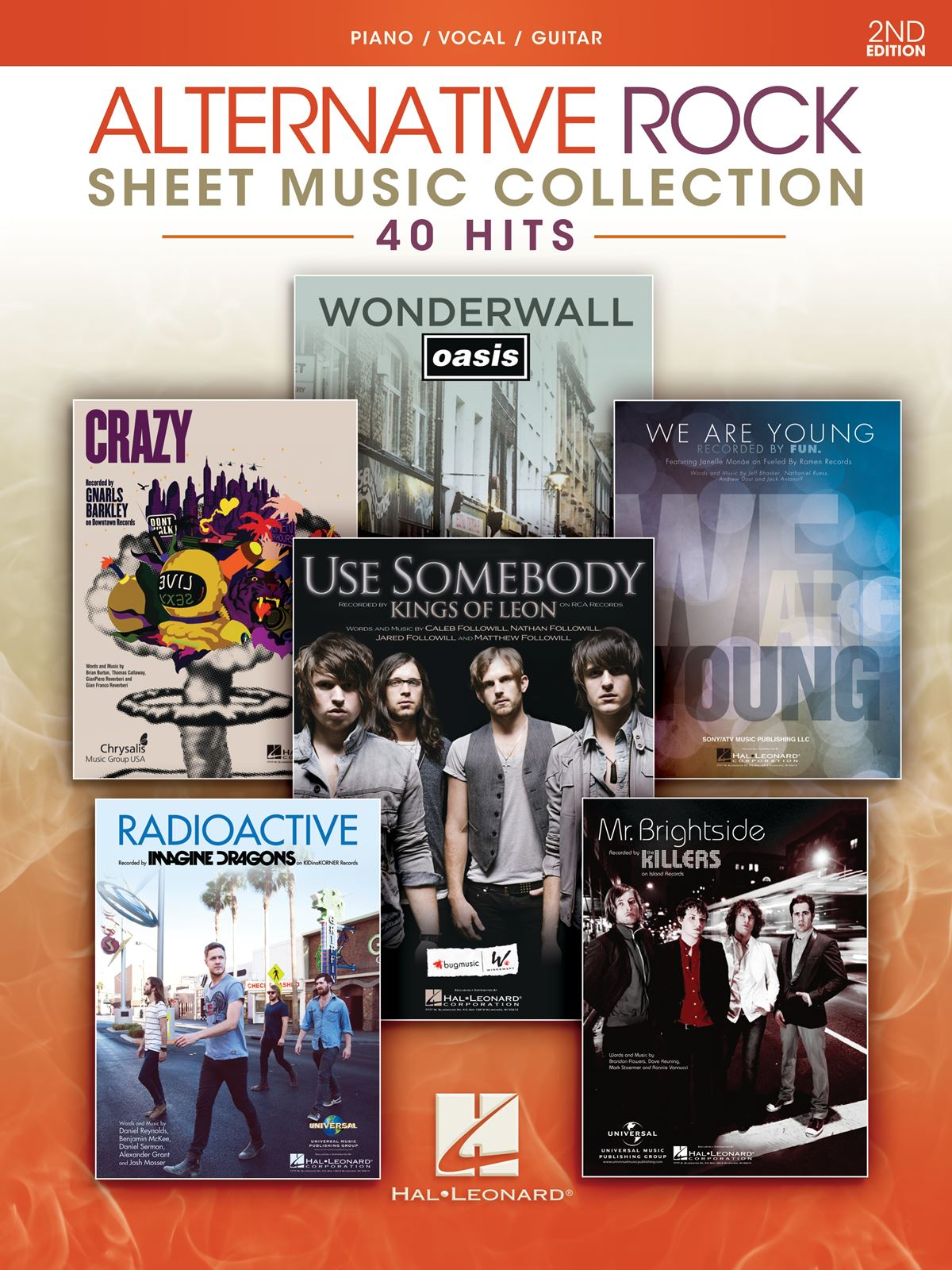Alternative Rock Sheet Music Collection: Piano  Vocal and Guitar: Album Songbook