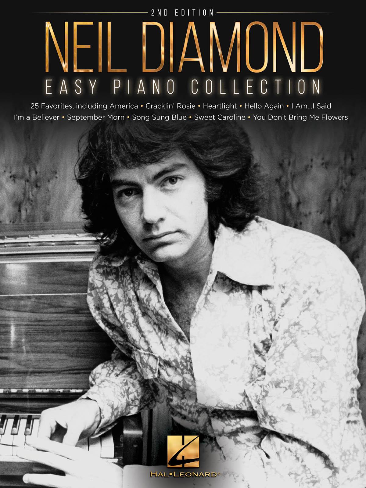 Neil Diamond: The Neil Diamond Collection: Piano  Vocal and Guitar: Vocal Album
