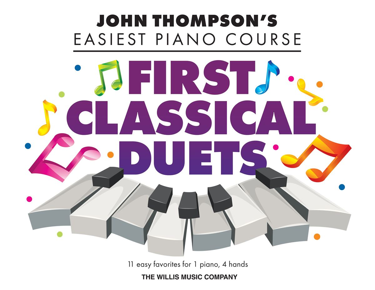 First Classical Duets (US Edition): Piano: Instrumental Album