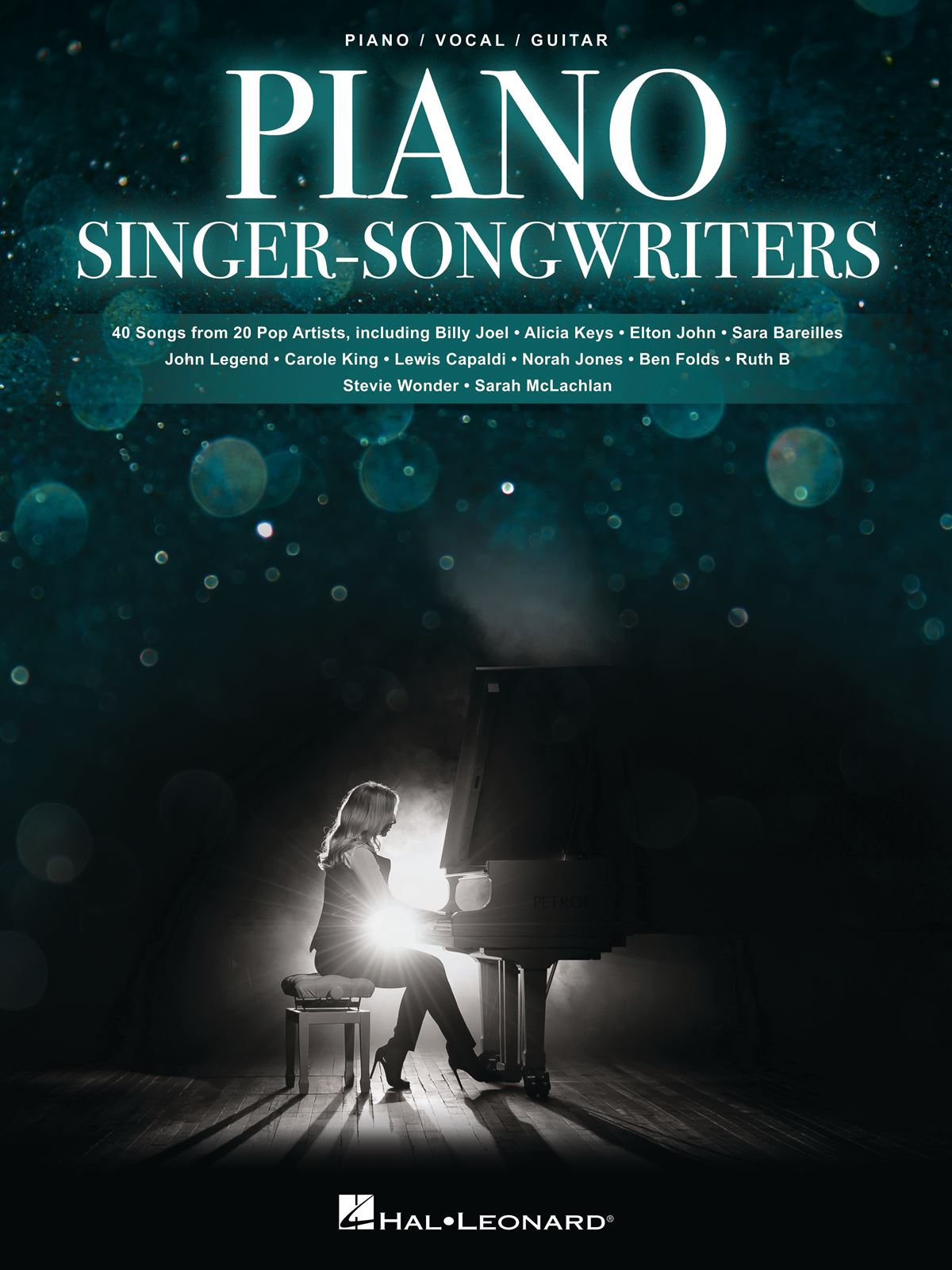 Piano Singer/Songwriters: Piano  Vocal and Guitar: Mixed Songbook