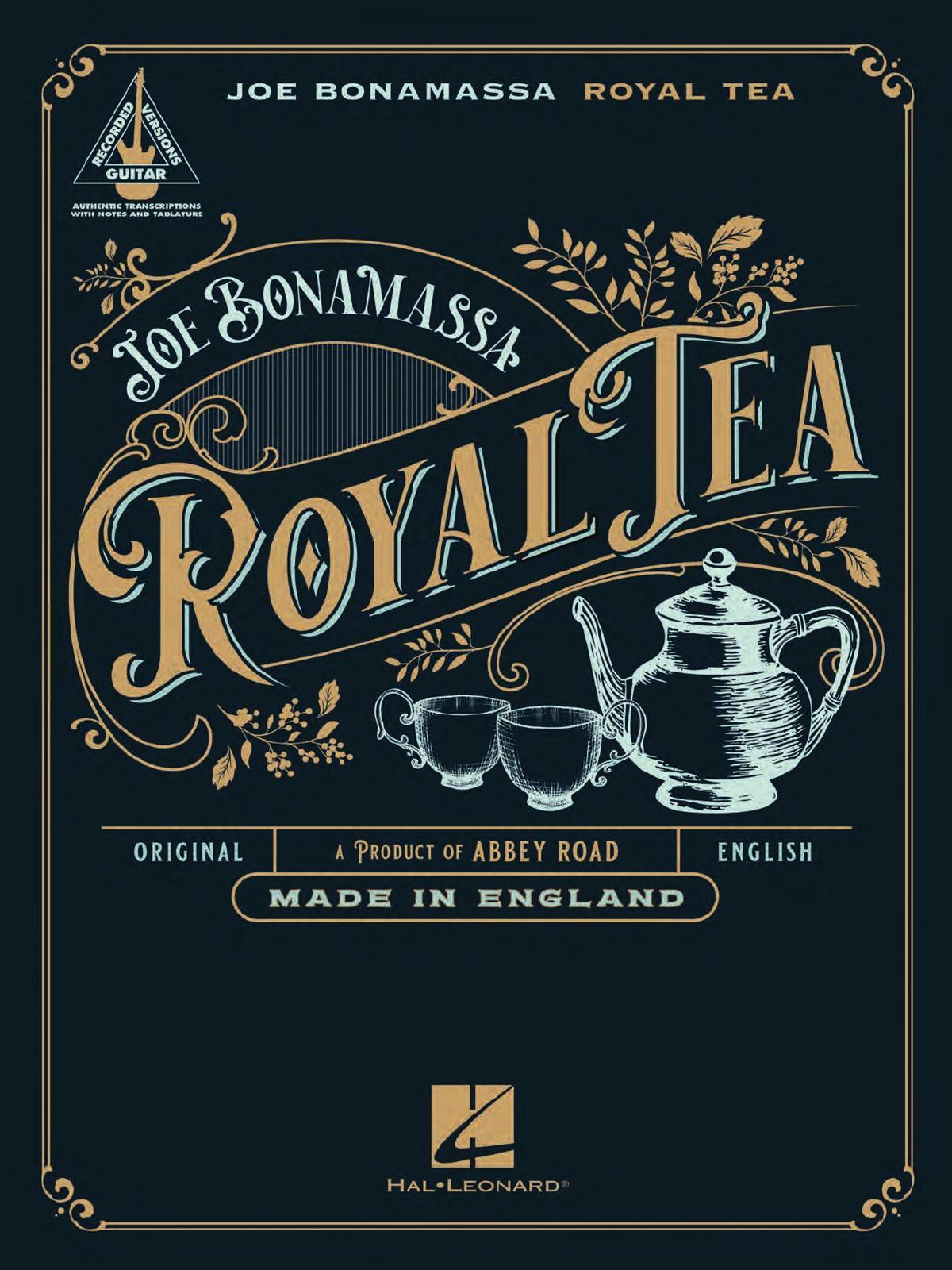 Joe Bonamassa: Joe Bonamassa - Royal Tea: Guitar Solo: Instrumental Album