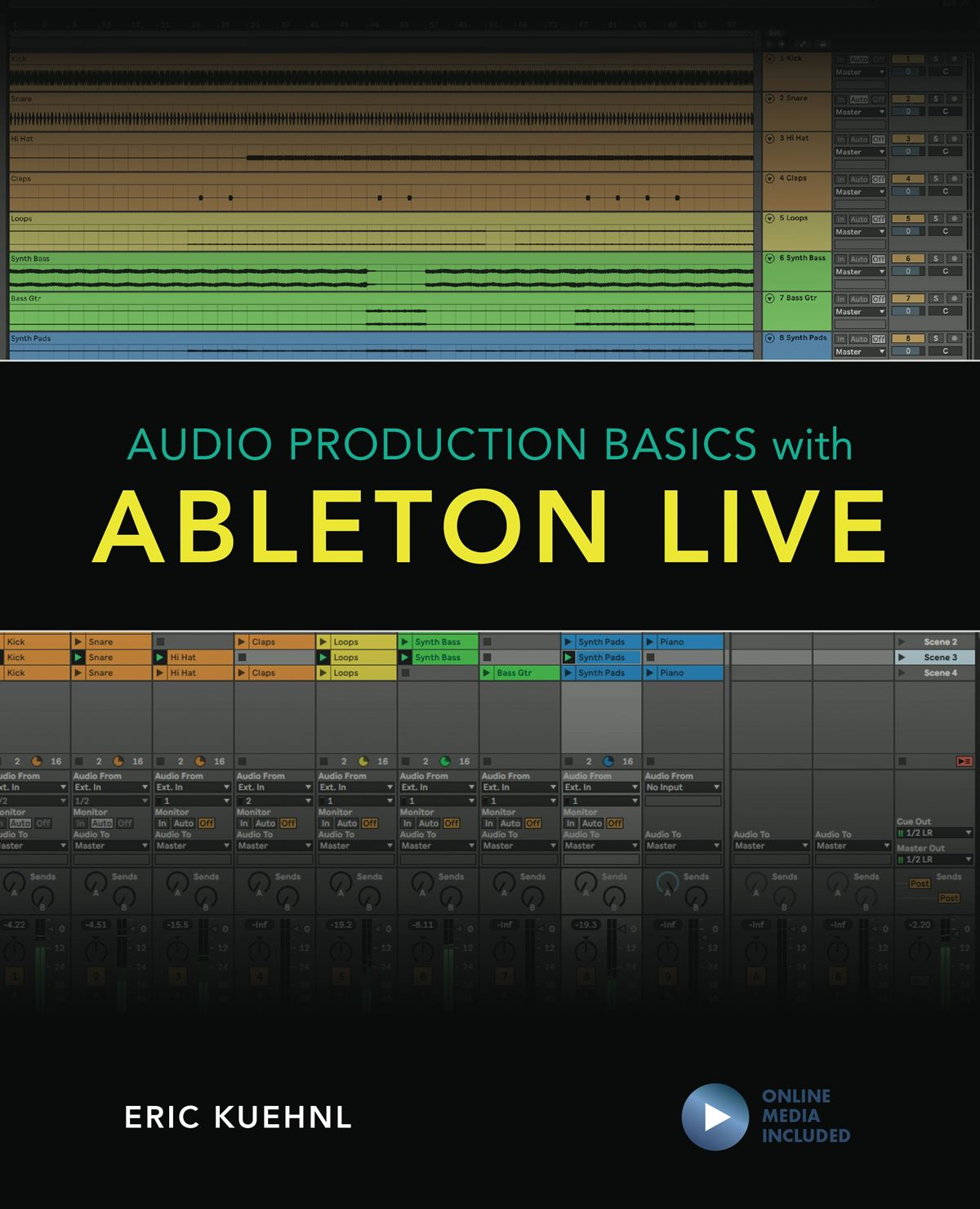 Audio Production Basics with Ableton Live: Theory