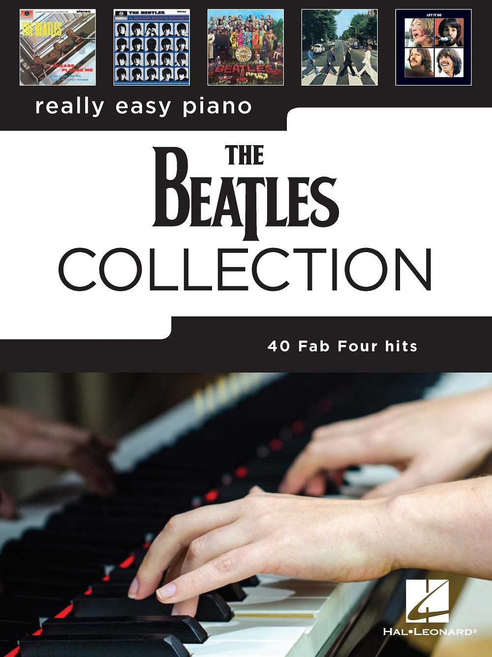 The Beatles: Really Easy Piano: The Beatles Collection: Piano: Instrumental