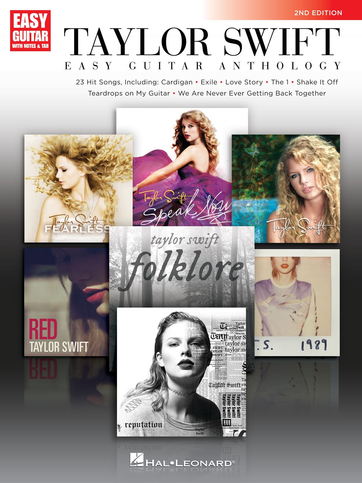 Taylor Swift: Taylor Swift - Easy Guitar Anthology: Guitar Solo: Instrumental