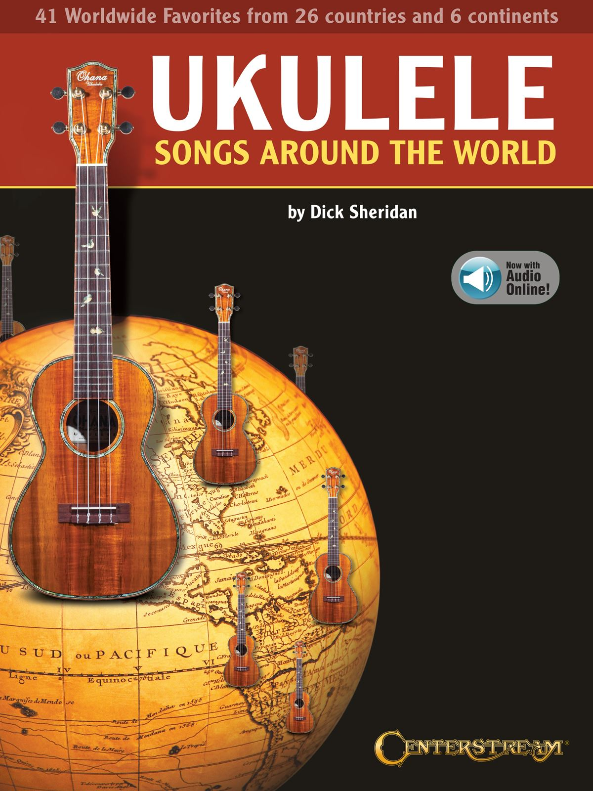 Ukulele Songs Around the World: Ukulele: Instrumental Collection