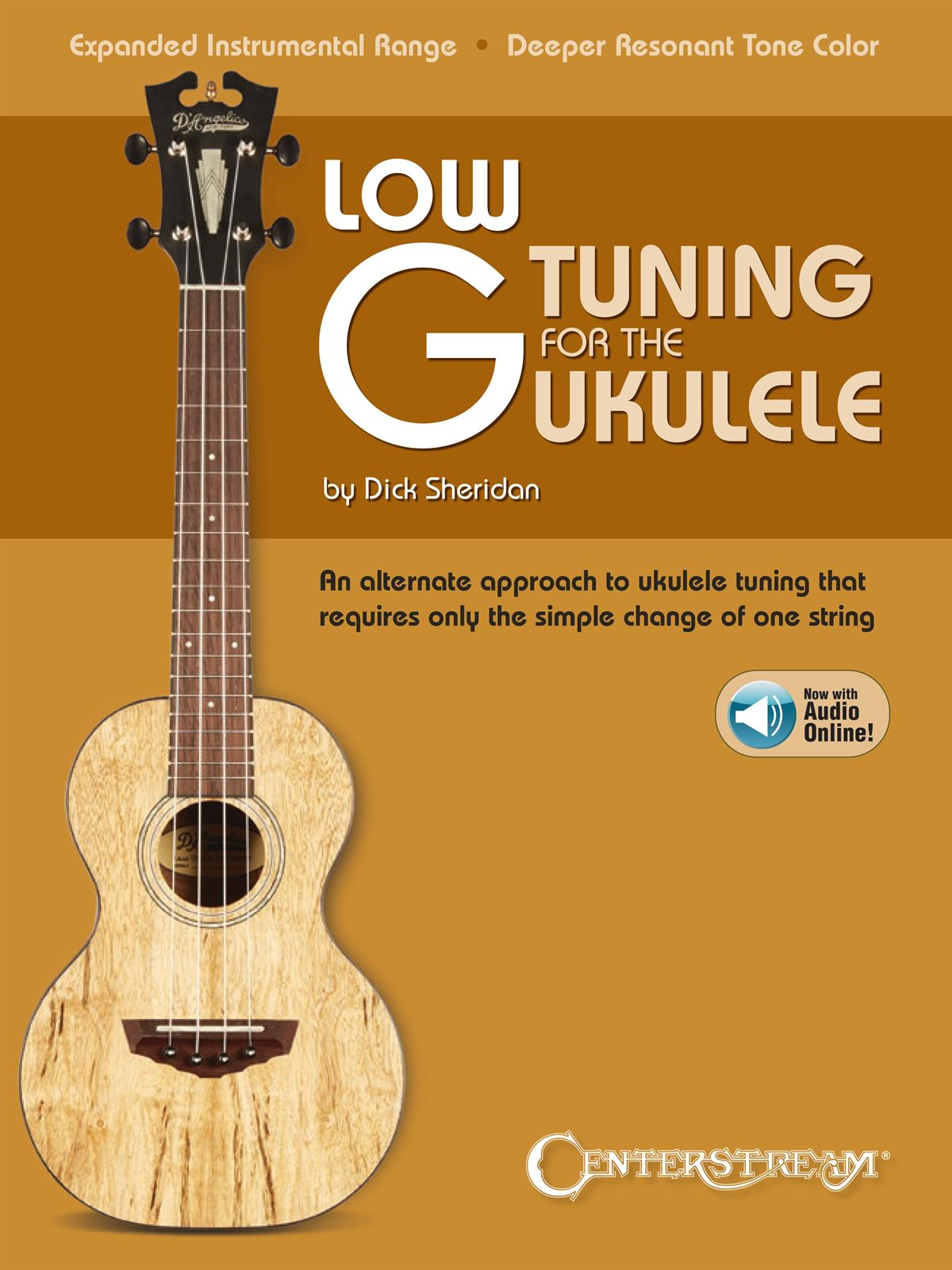 Low G Tuning for the Ukulele: Ukulele Solo: Instrumental Album