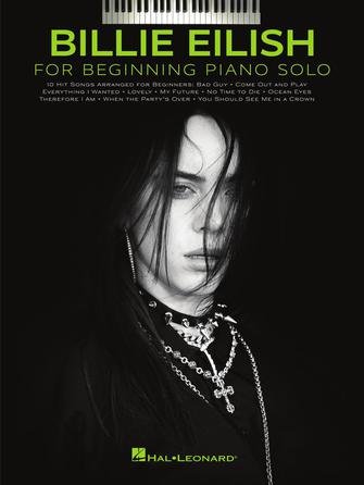 Billie Eilish: Billie Eilish - Beginning Piano Solo: Piano Solo: Instrumental