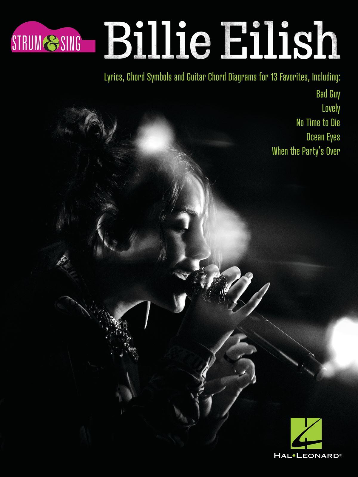 Billie Eilish: Billie Eilish - Strum & Sing Guitar: Guitar Solo: Instrumental