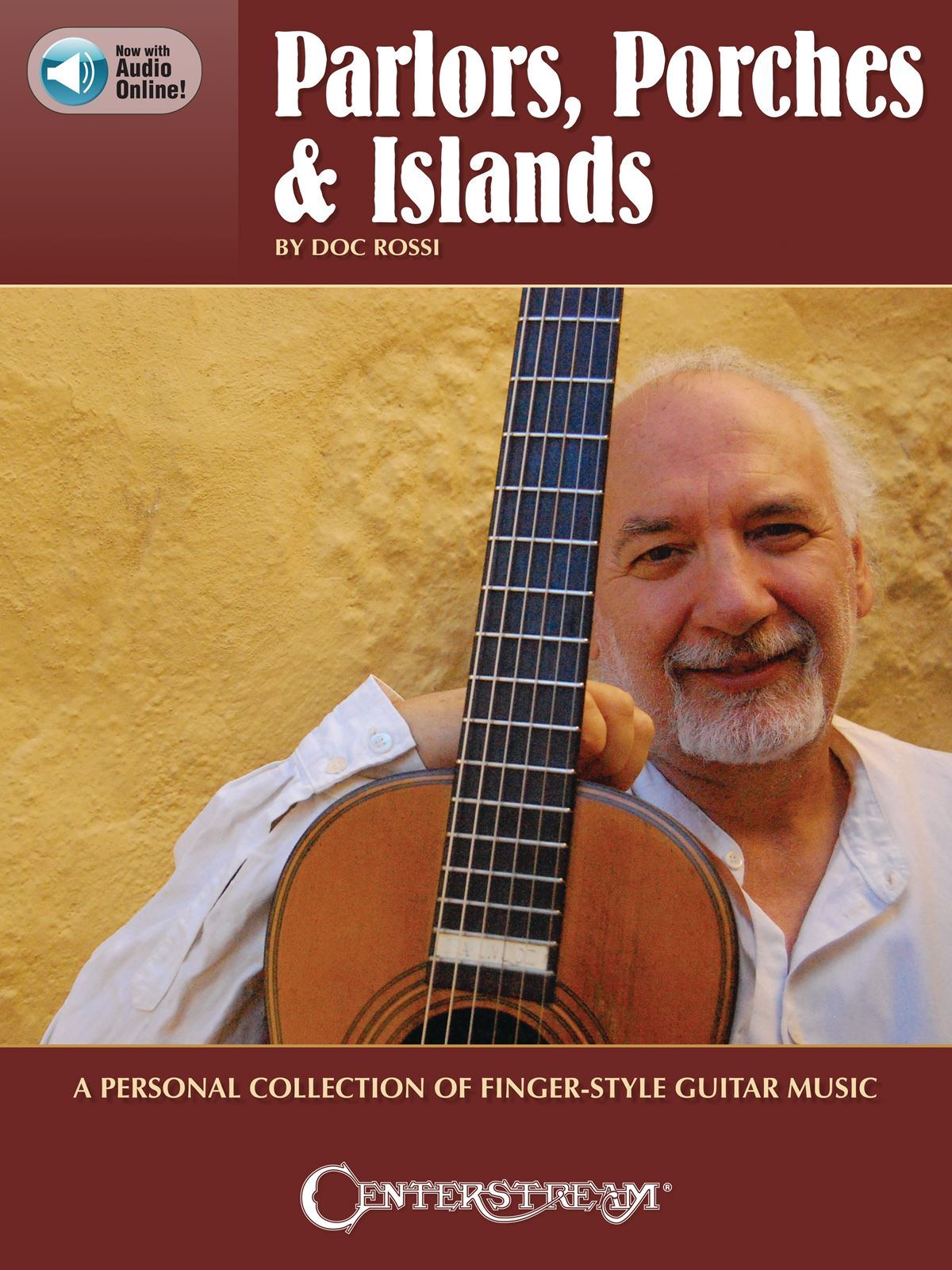Parlors  Porches and Islands: Guitar Solo: Instrumental Collection