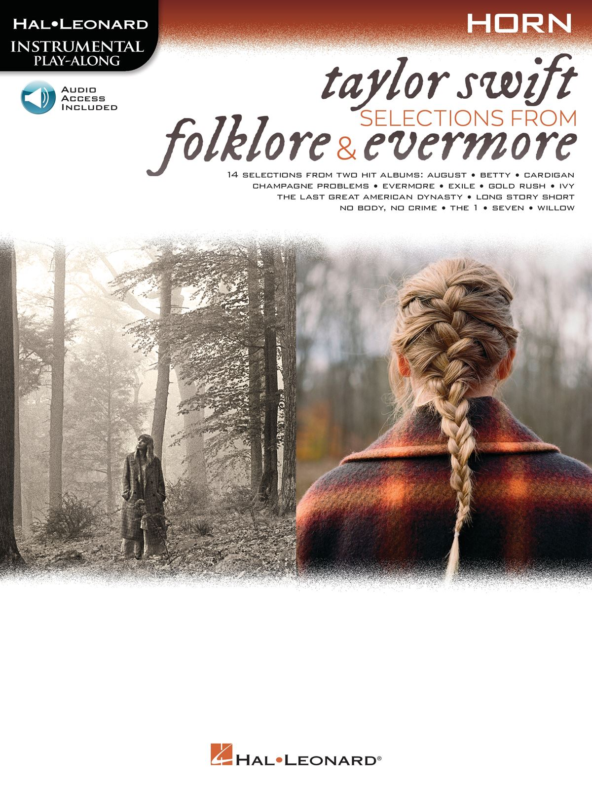 Taylor Swift: Taylor Swift - Selections from Folklore & Evermore: French Horn