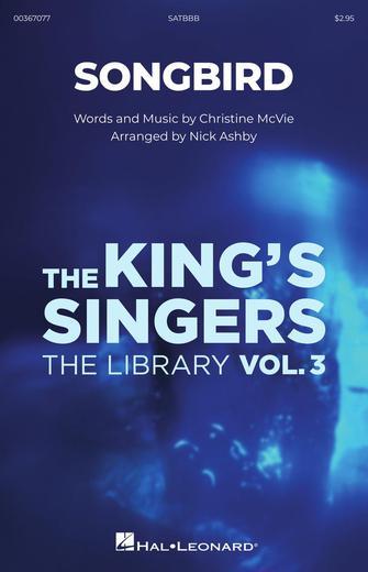 Christine McVie: Songbird: Mixed Choir A Cappella: Choral Score