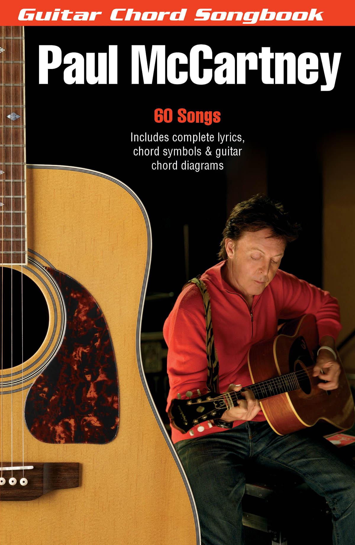 Paul McCartney: Paul McCartney: Vocal and Guitar: Artist Songbook