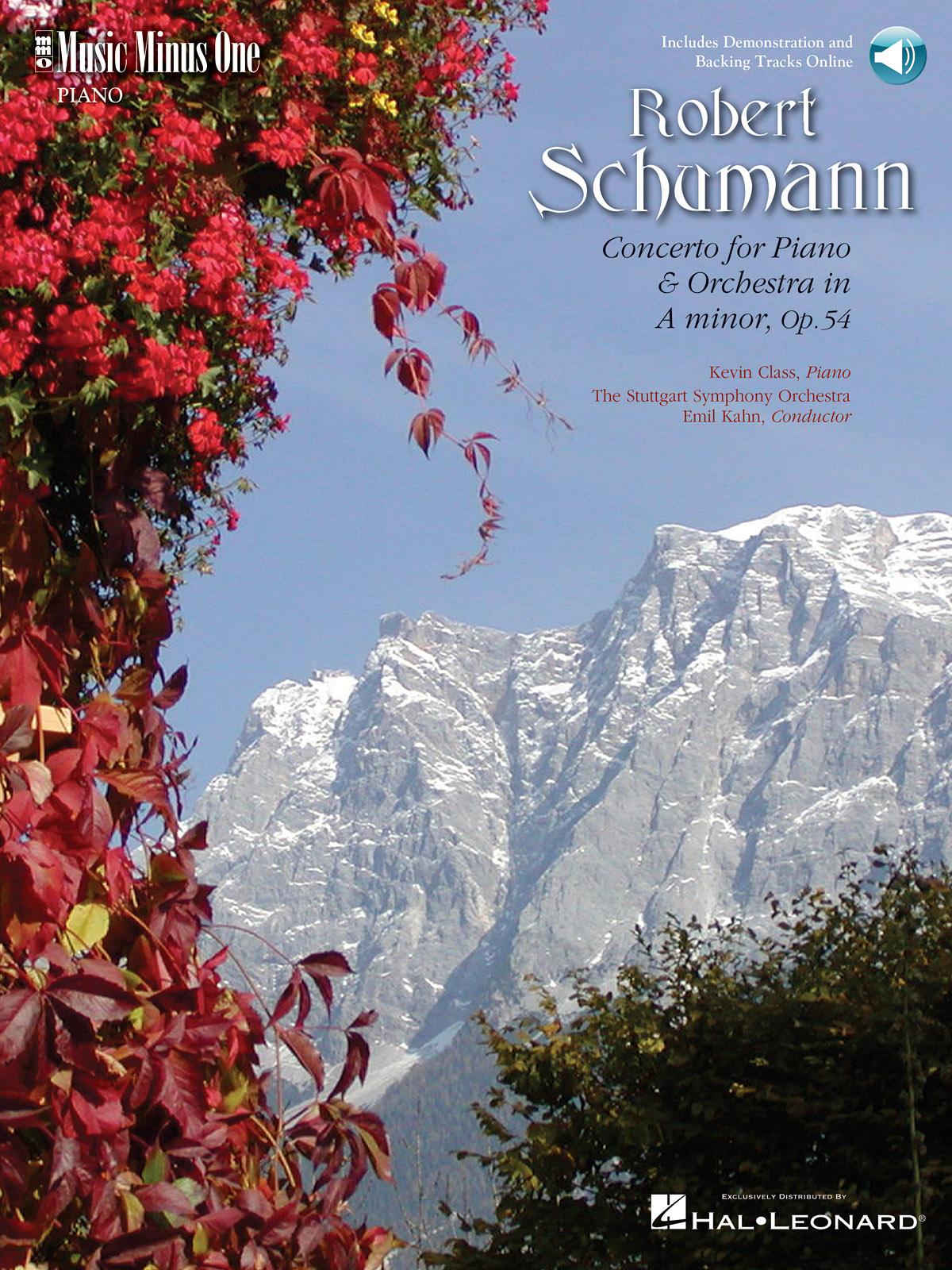 Robert Schumann: Schumann - Concerto in A Minor  Op. 54: Piano
