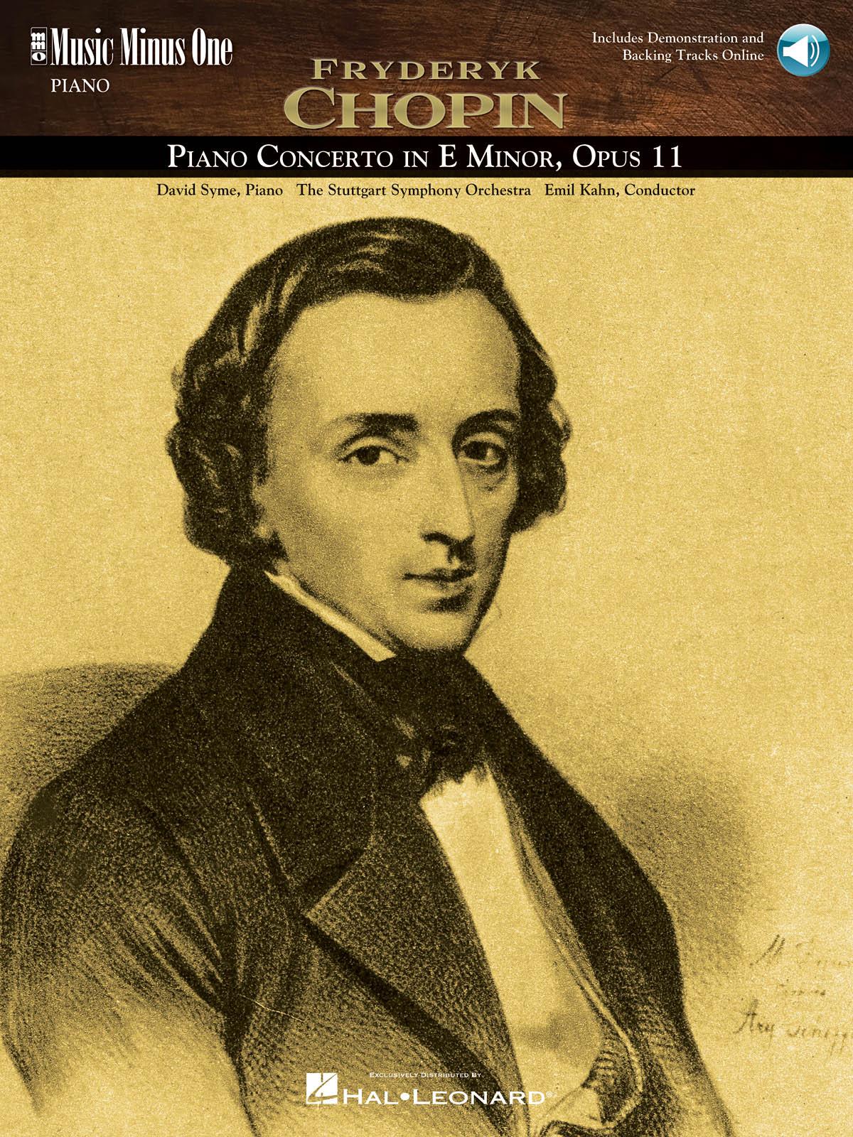 Frédéric Chopin: Concerto in E Minor  Op. 11: Piano
