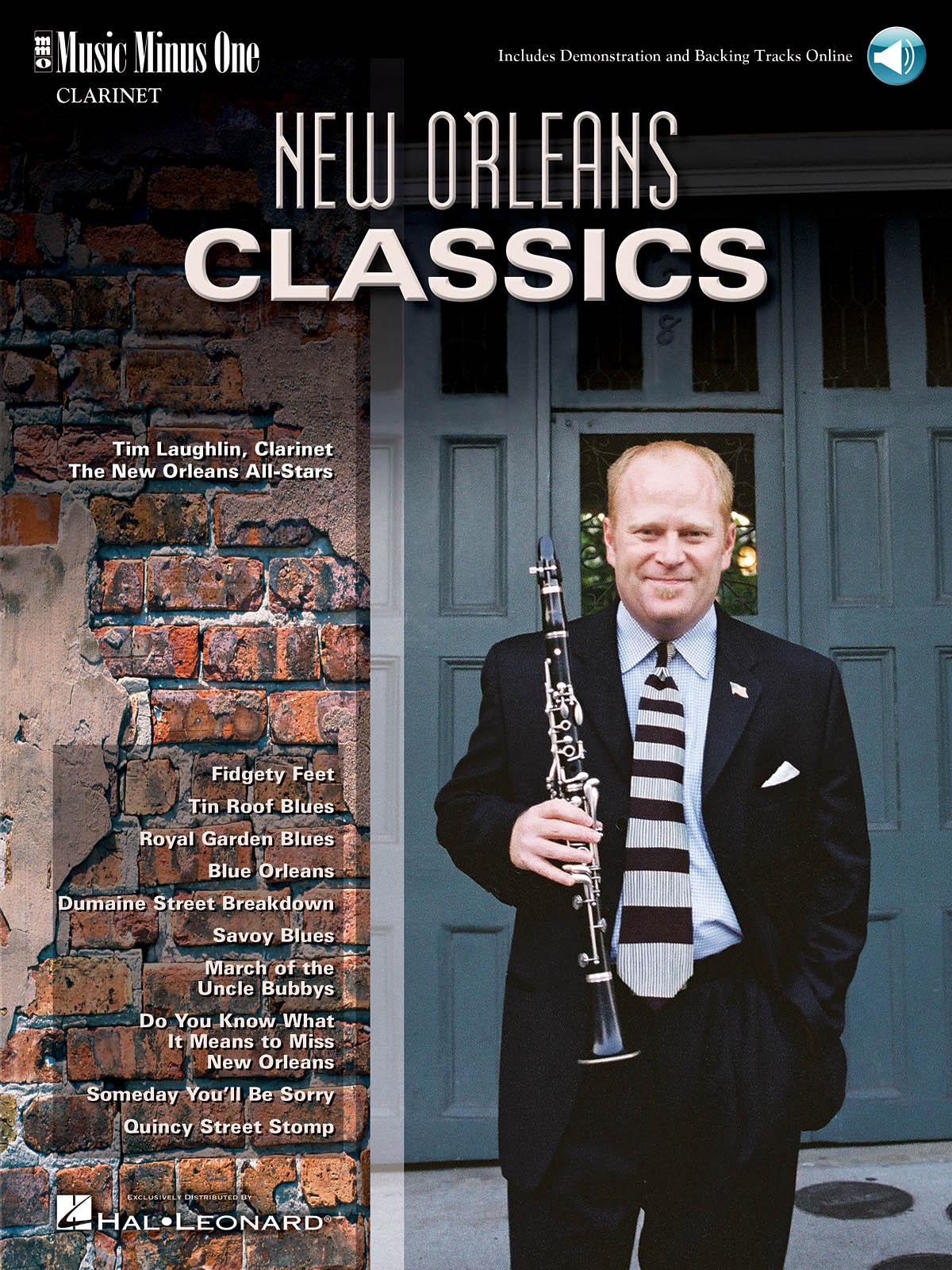 New Orleans Classics: Clarinet Solo