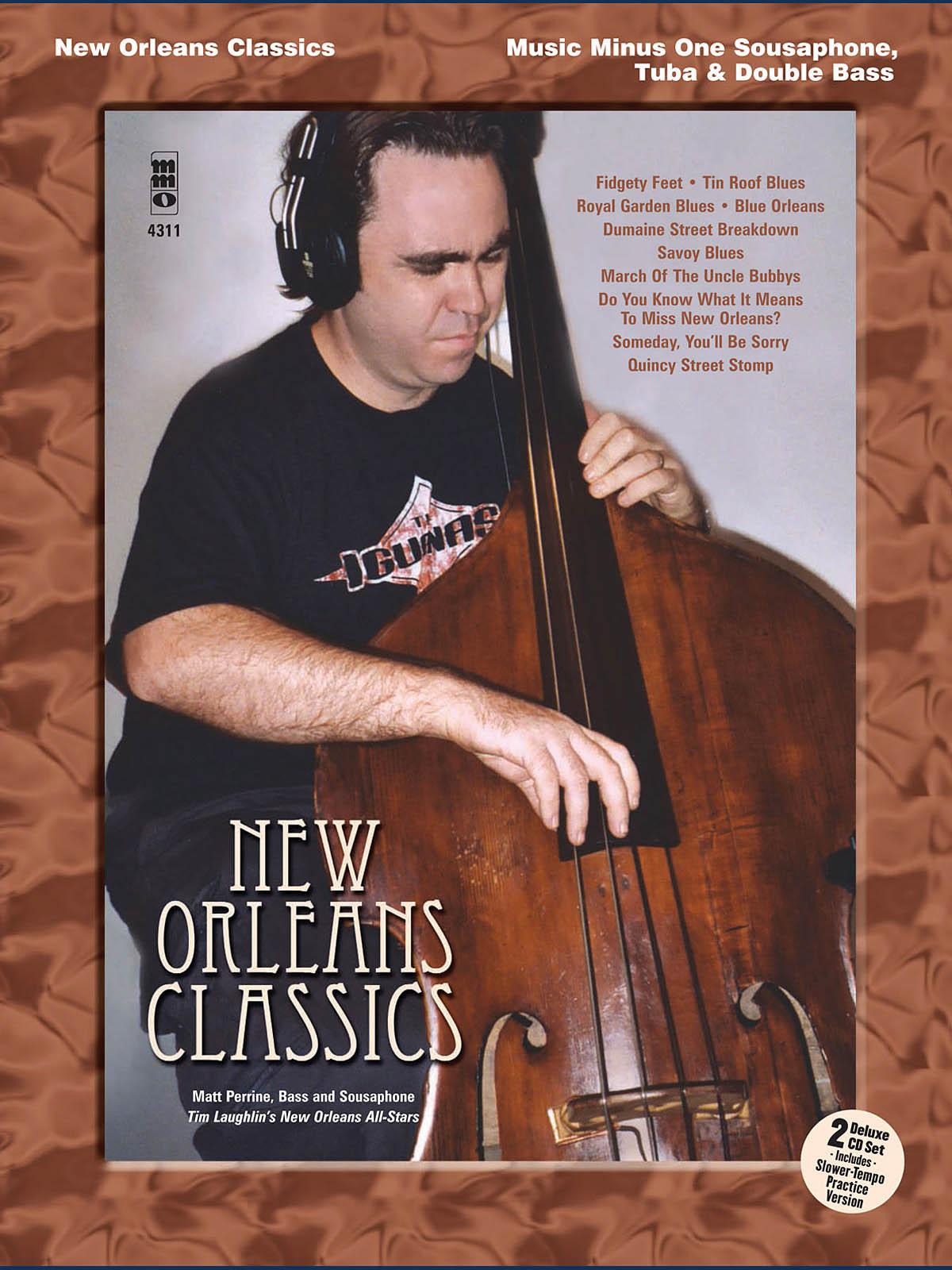 New Orleans Classics: Double Bass Solo: Instrumental Album