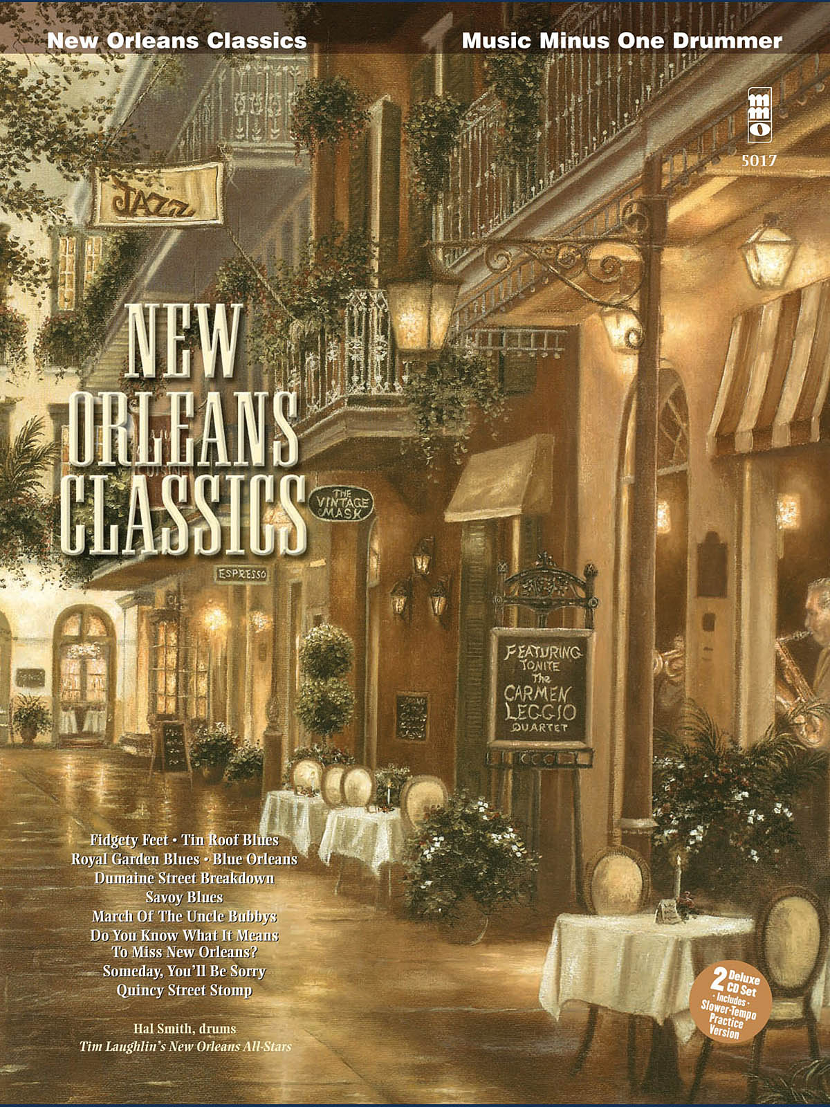 New Orleans Classics: Drums: Instrumental Album