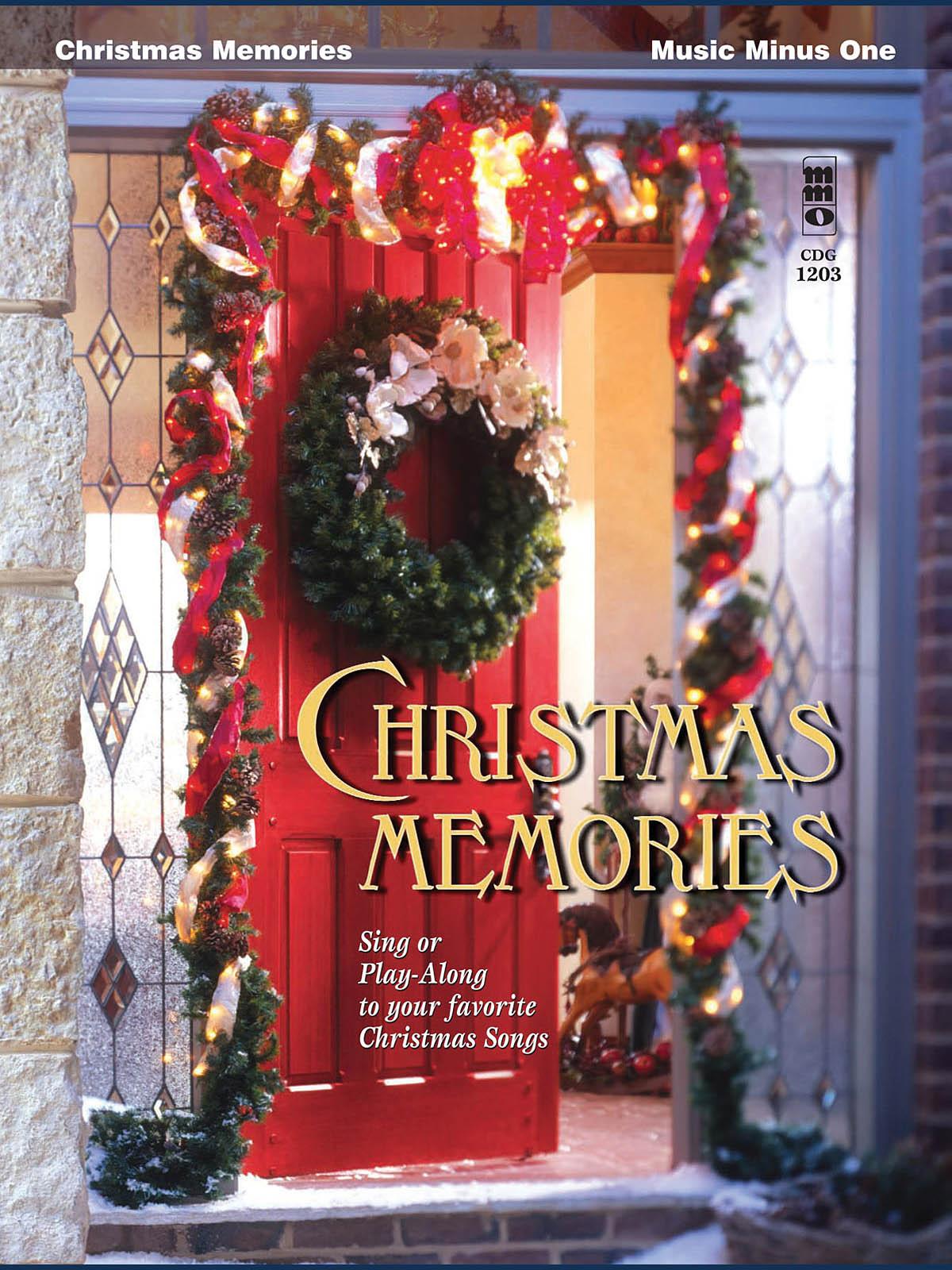 Christmas Memories: Vocal Solo: Vocal Album