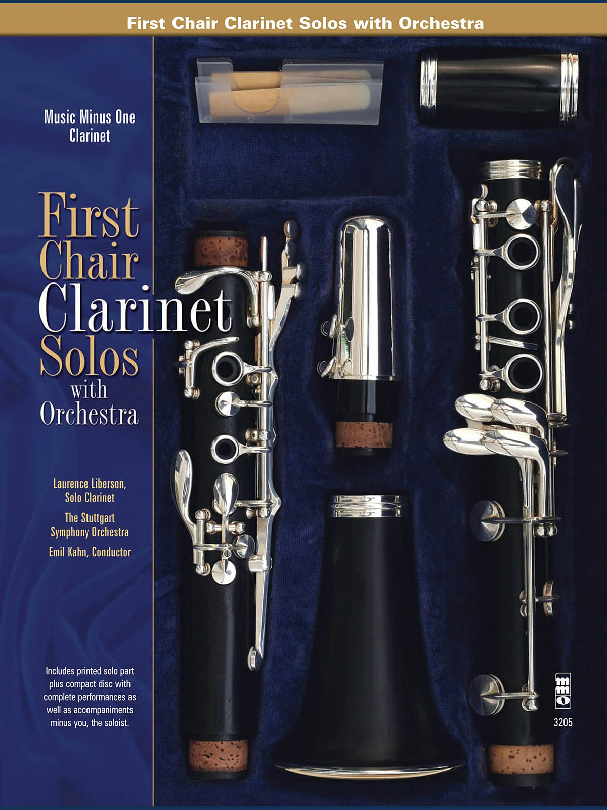 First Chair Clarinet Solos - Orchestral Excerpts: Clarinet Solo: Instrumental