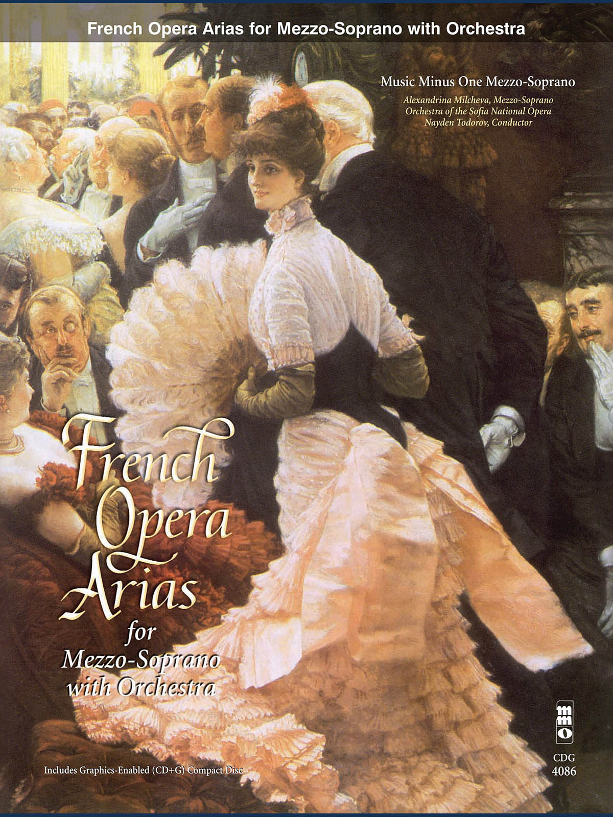 French Arias for Mezzo Soprano and Orchestra: Vocal and Other Accompaniment: