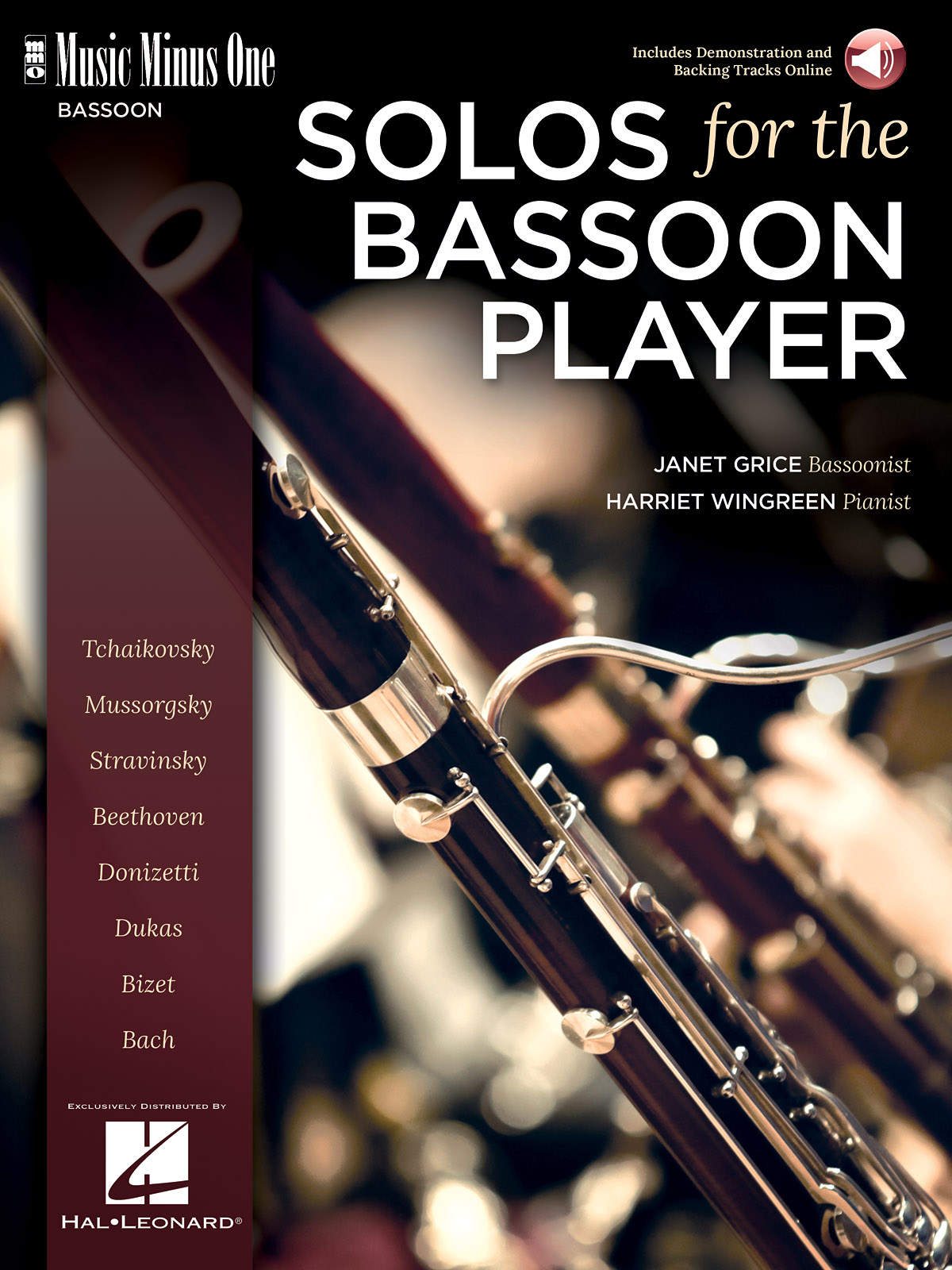 Solos for the Bassoon: Bassoon Solo