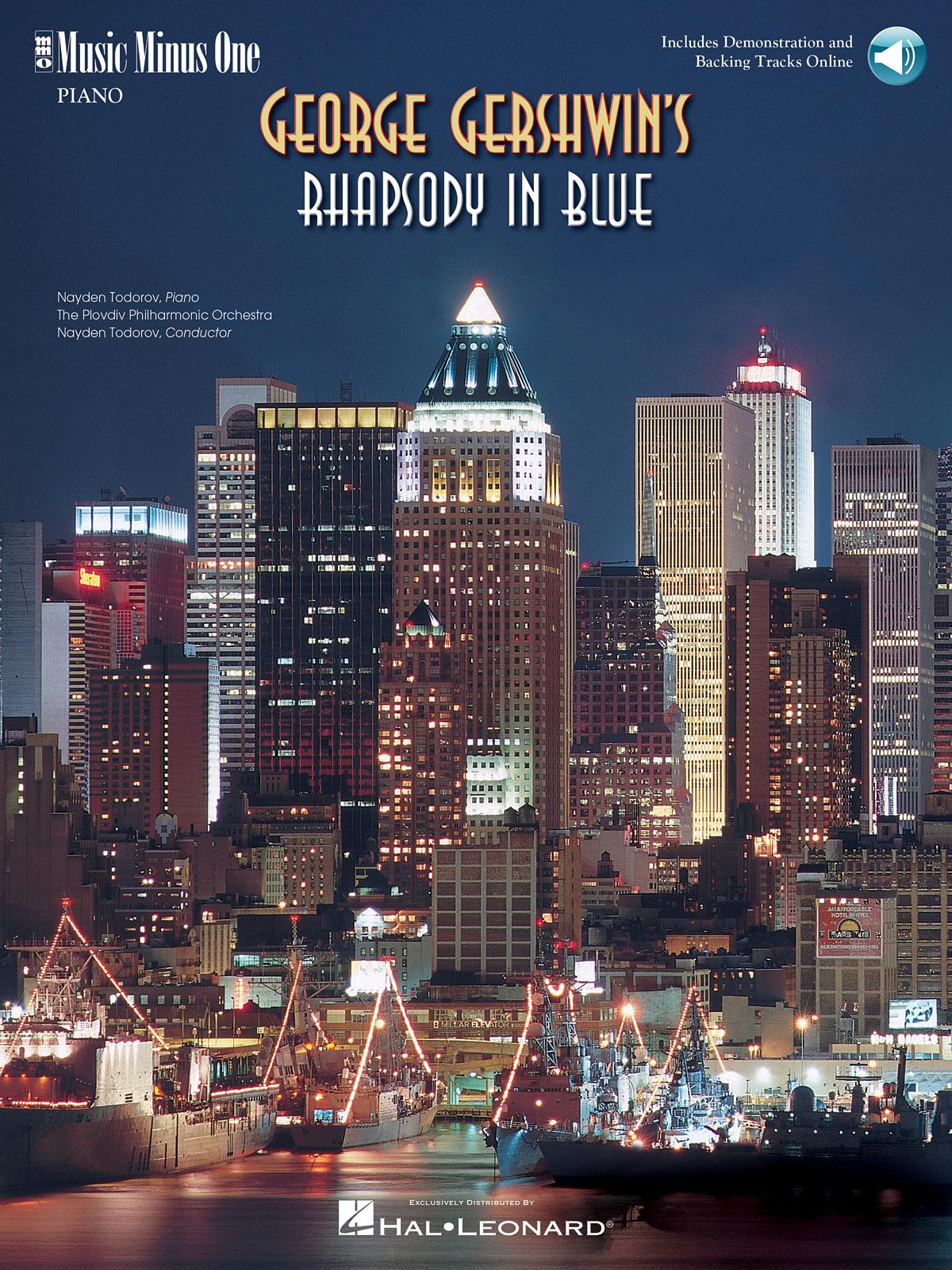 George Gershwin: Gershwin - Rhapsody in Blue: Piano: Instrumental Tutor