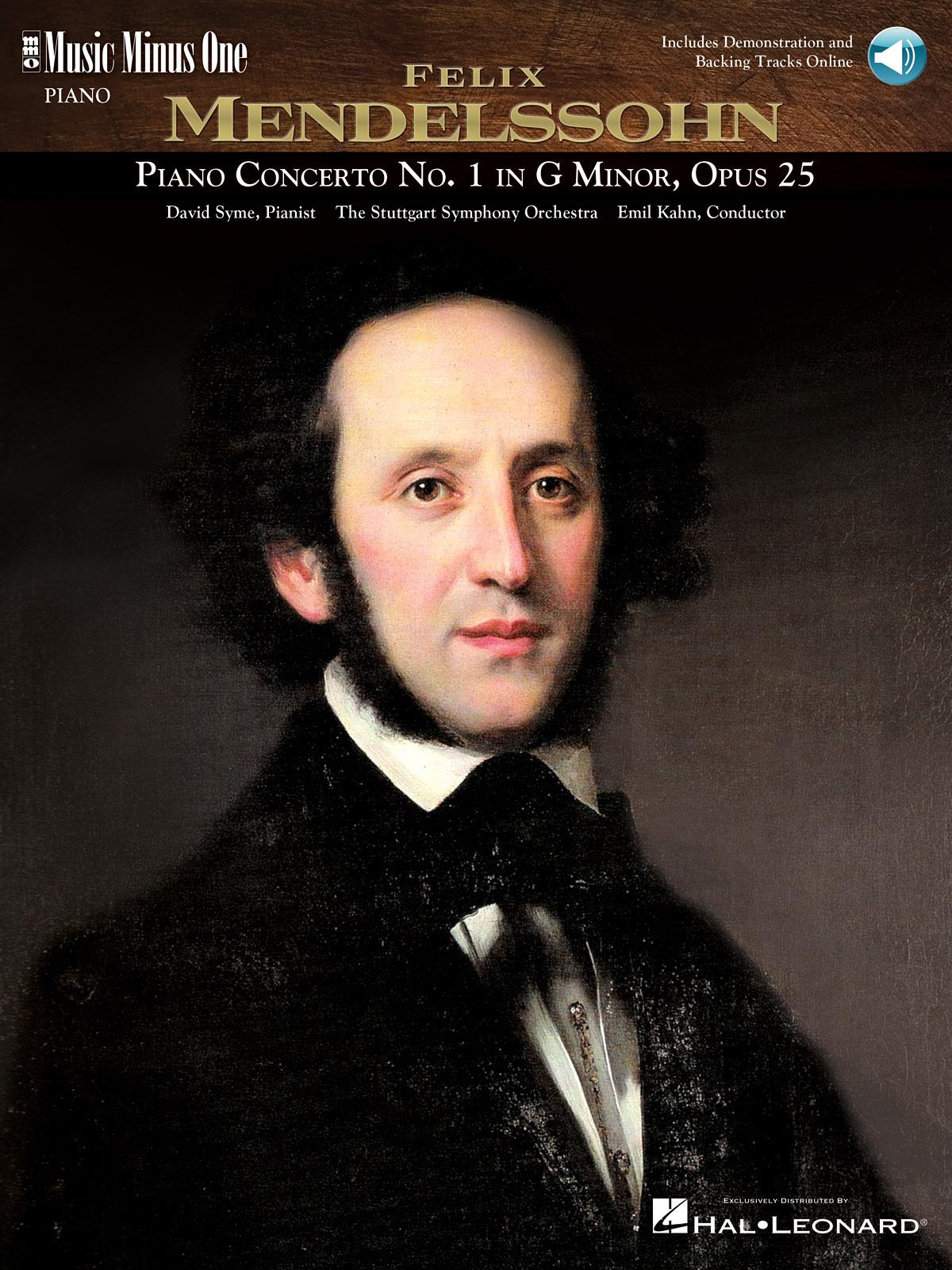 Felix Mendelssohn Bartholdy: Mendelssohn Concerto No. 1 in G Minor  Op. 25: