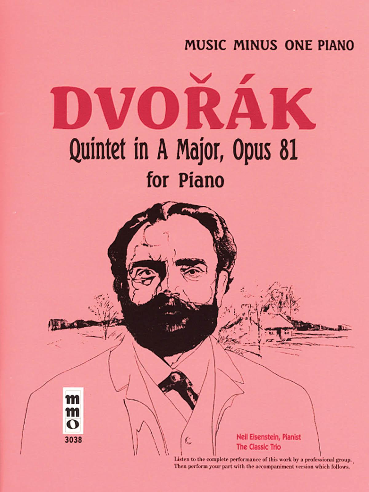 Antonín Dvo?ák: Dvorak - Quintet in A Major  Op. 81: Piano: Instrumental Album