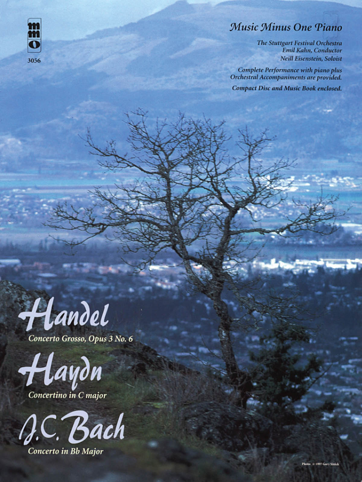 Georg Friedrich Händel Franz Joseph Haydn J.C. Bach: Concerto Grosso  Op. 3  No.