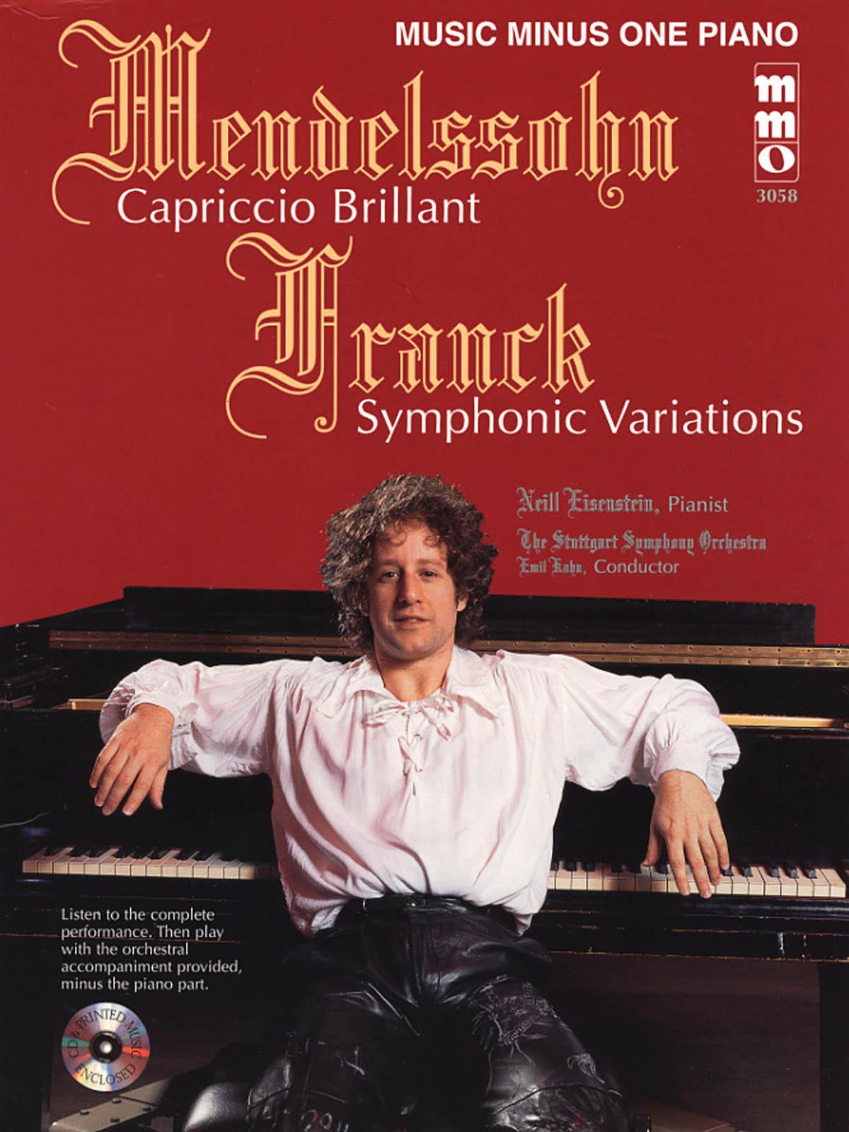 Felix Mendelssohn Bartholdy Franck: Capriccio Brilliant - Variations