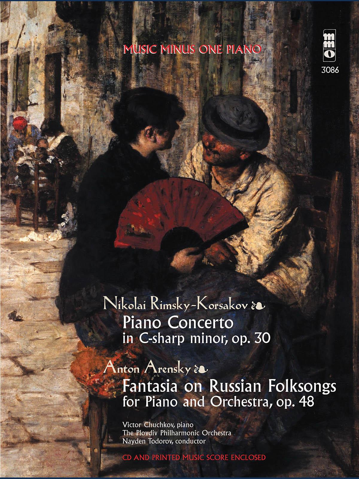 Nikolai Rimsky-Korsakov Anton Stepanovich Arensky: Concerto in C-sharp Minor