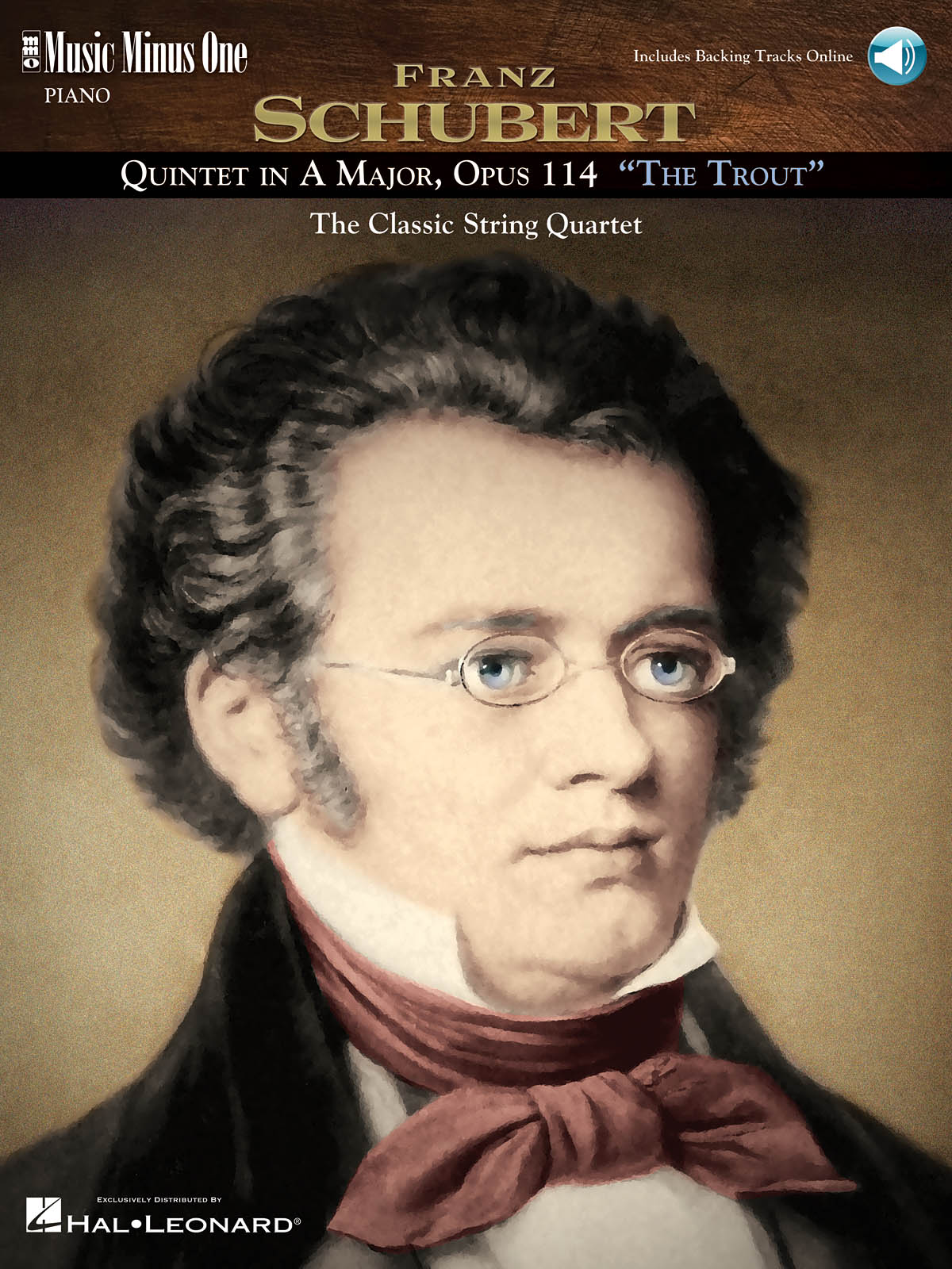 Franz Schubert: Quintet in A Major  Op. 114  D667 The Trout: Piano: Instrumental