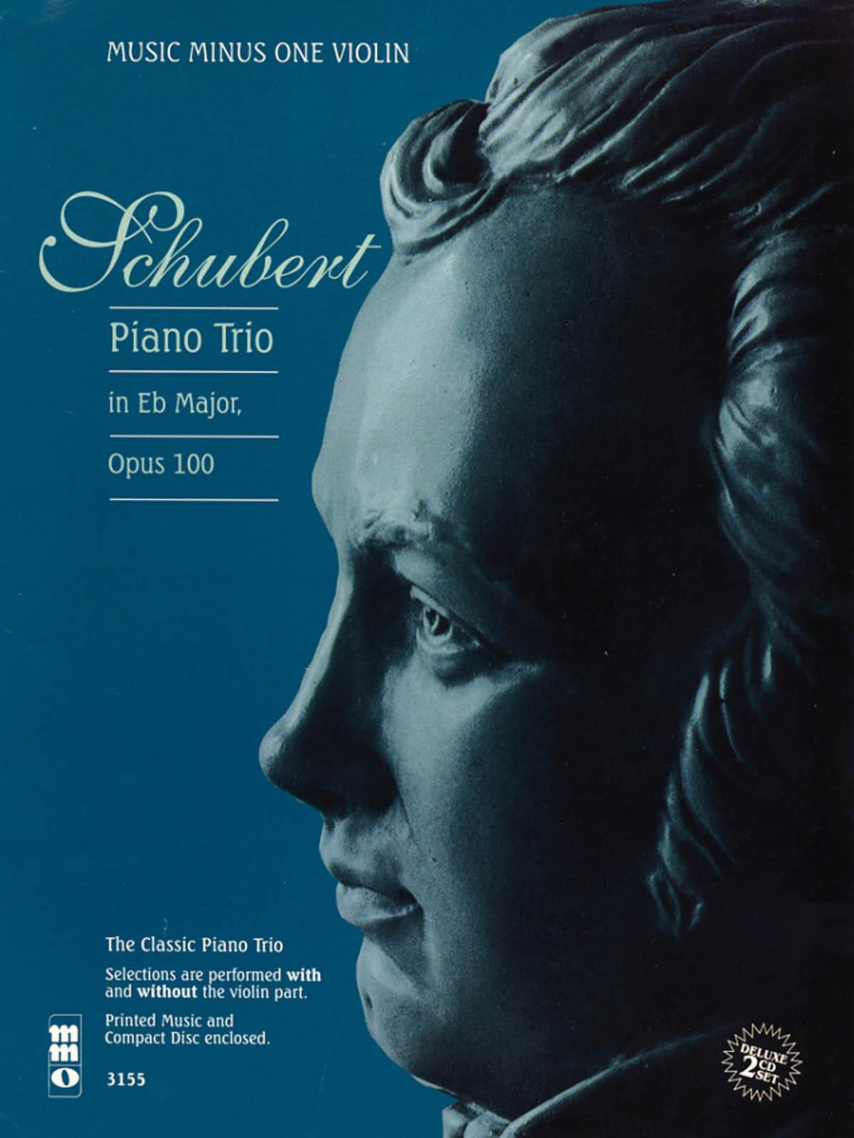 Franz Schubert: Piano Trio in E-flat Major  Op. 100  D929: Violin Solo: