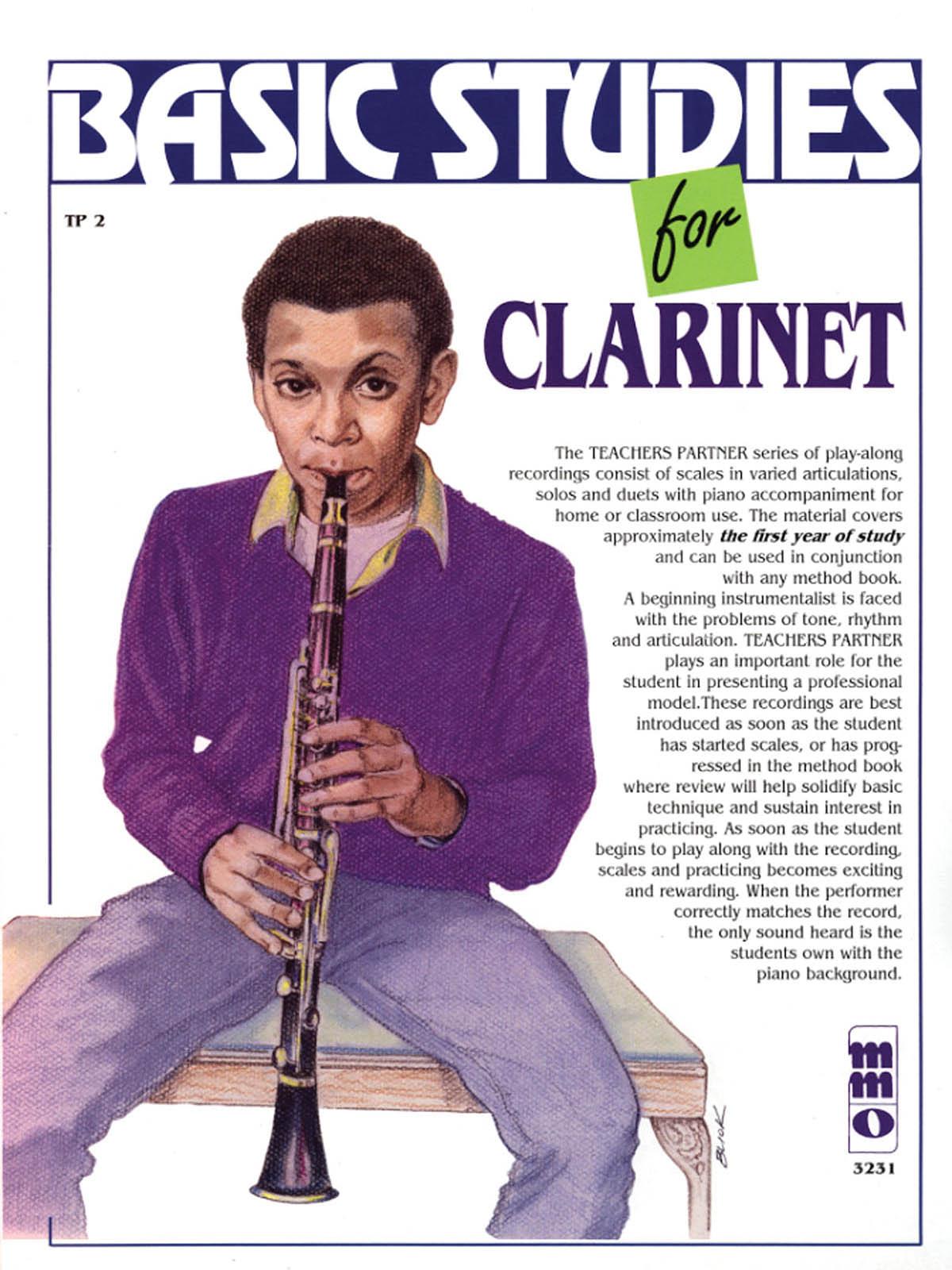 Basic Studies for Clarinet: Clarinet: Instrumental Album