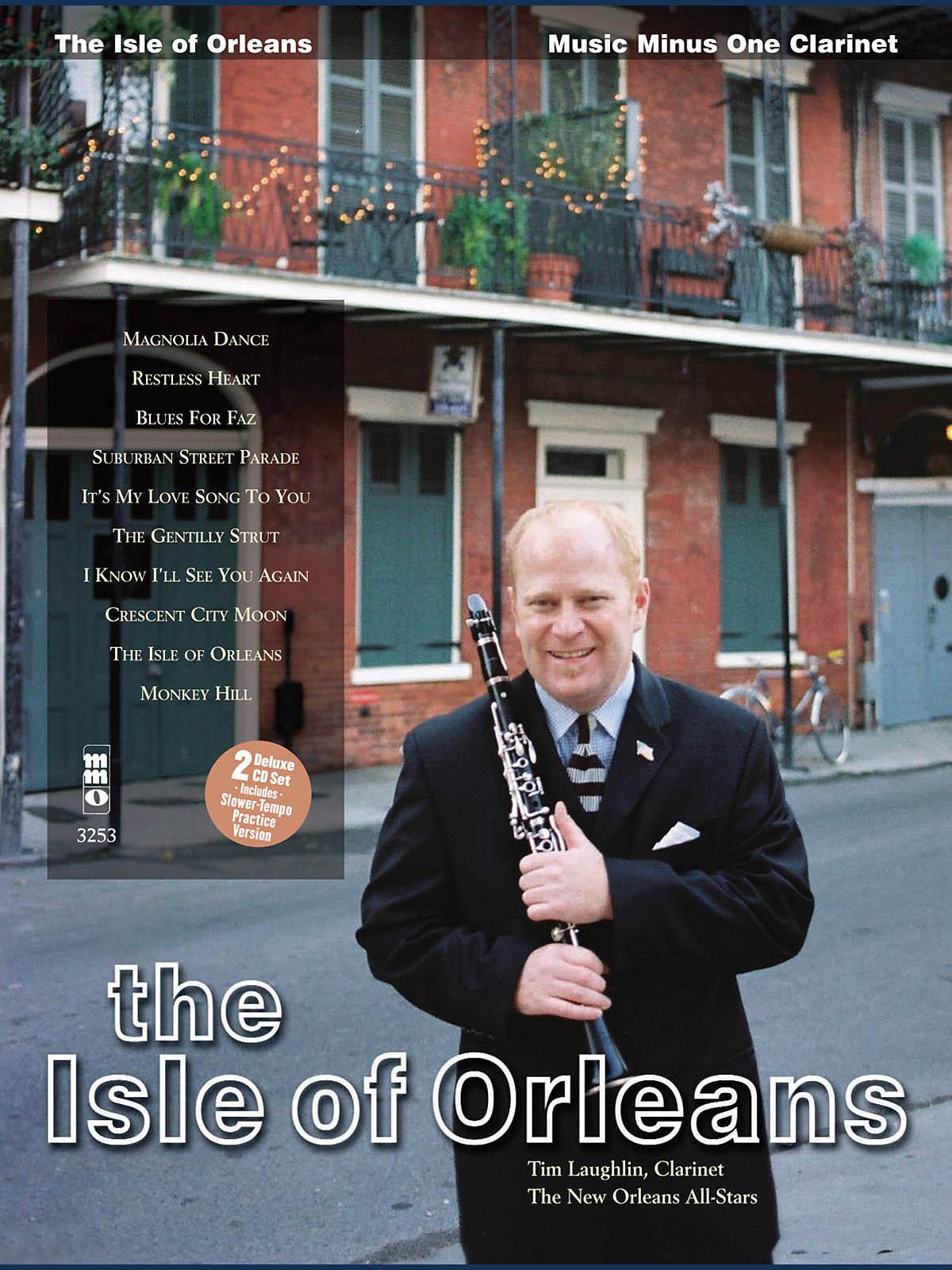 The Isle of Orleans: Clarinet Solo: Instrumental Album