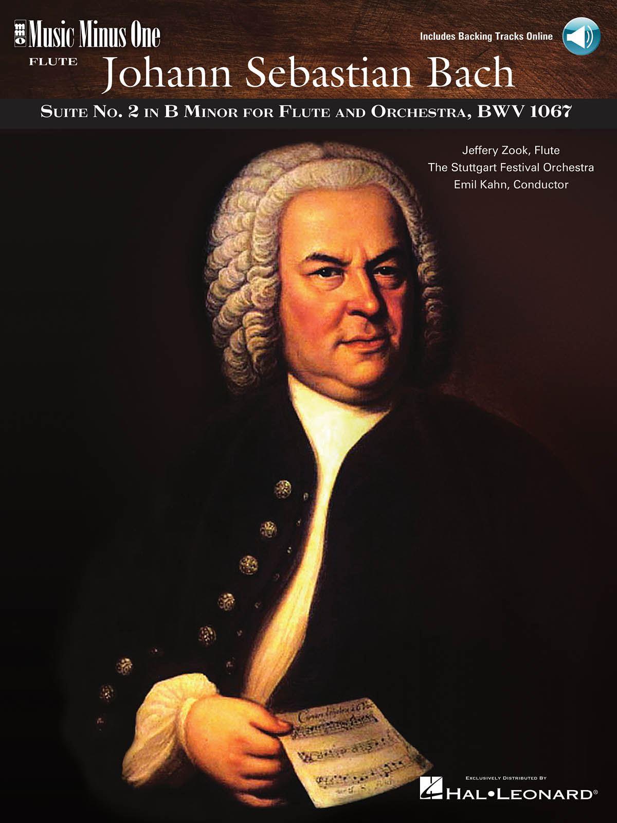 Johann Sebastian Bach: Suite No. 2 for Flute & Orchestra B Minor  BWV1067: Flute