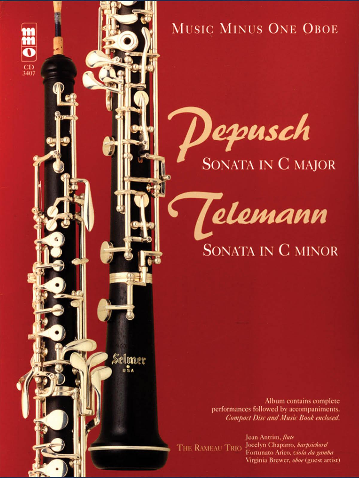 Johann Christoph Pepusch Antonio Vivaldi: Sonata in C Major - Sonata in C minor: