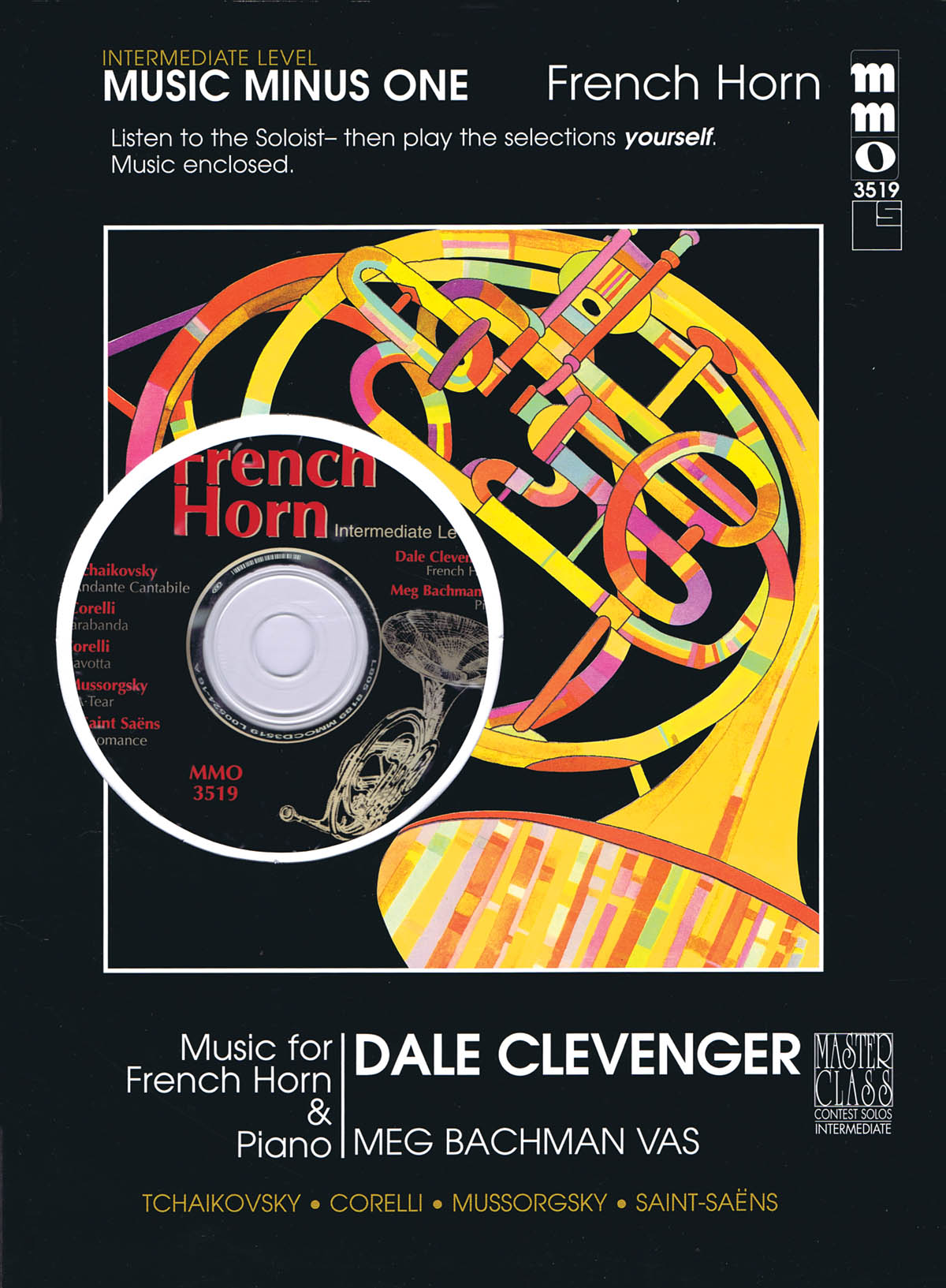 Dale Clevenger: Intermediate French Horn Solos  Vol. IV: French Horn Solo