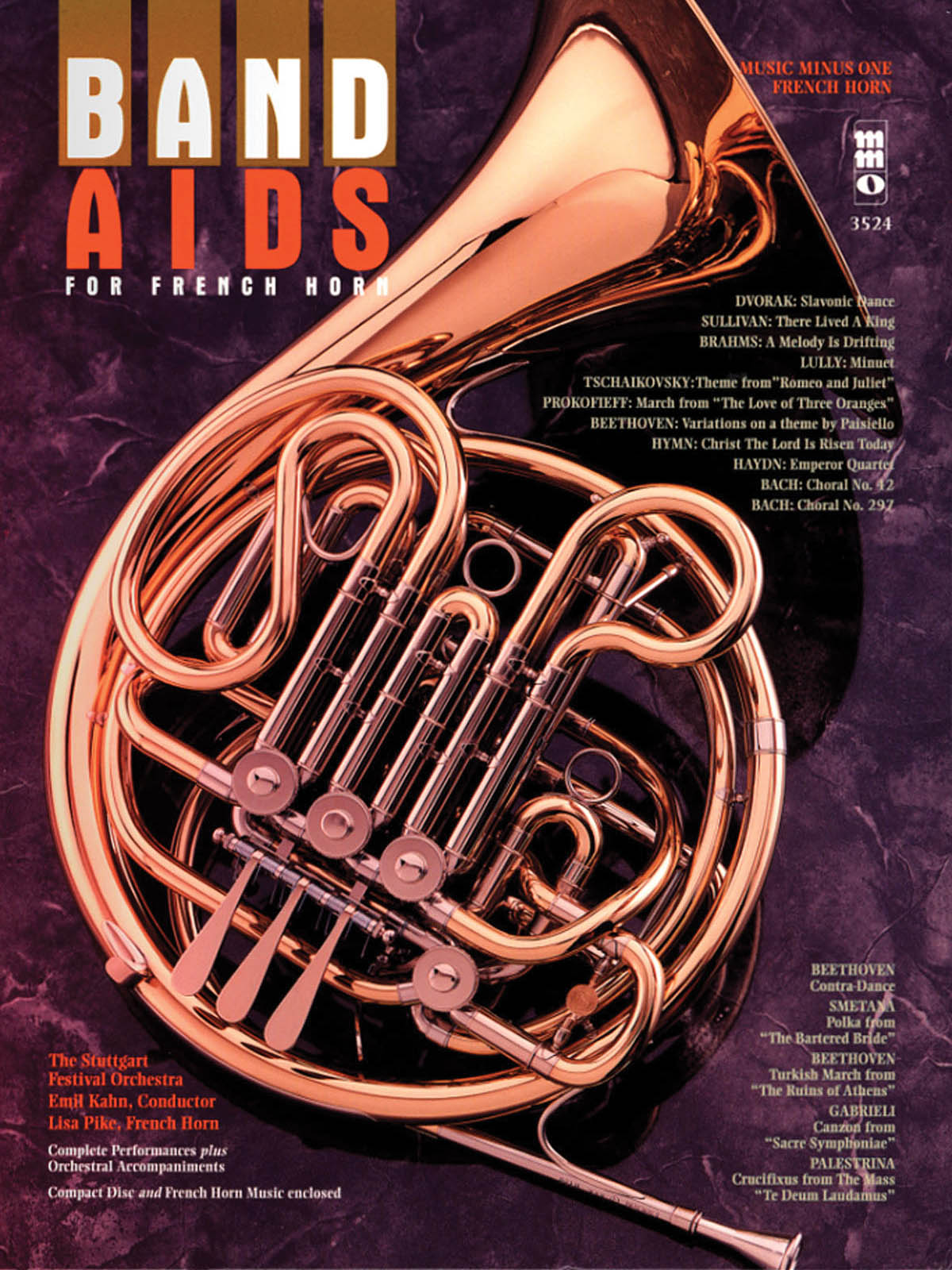 Band Aids for French Horn: French Horn Solo: Instrumental Album