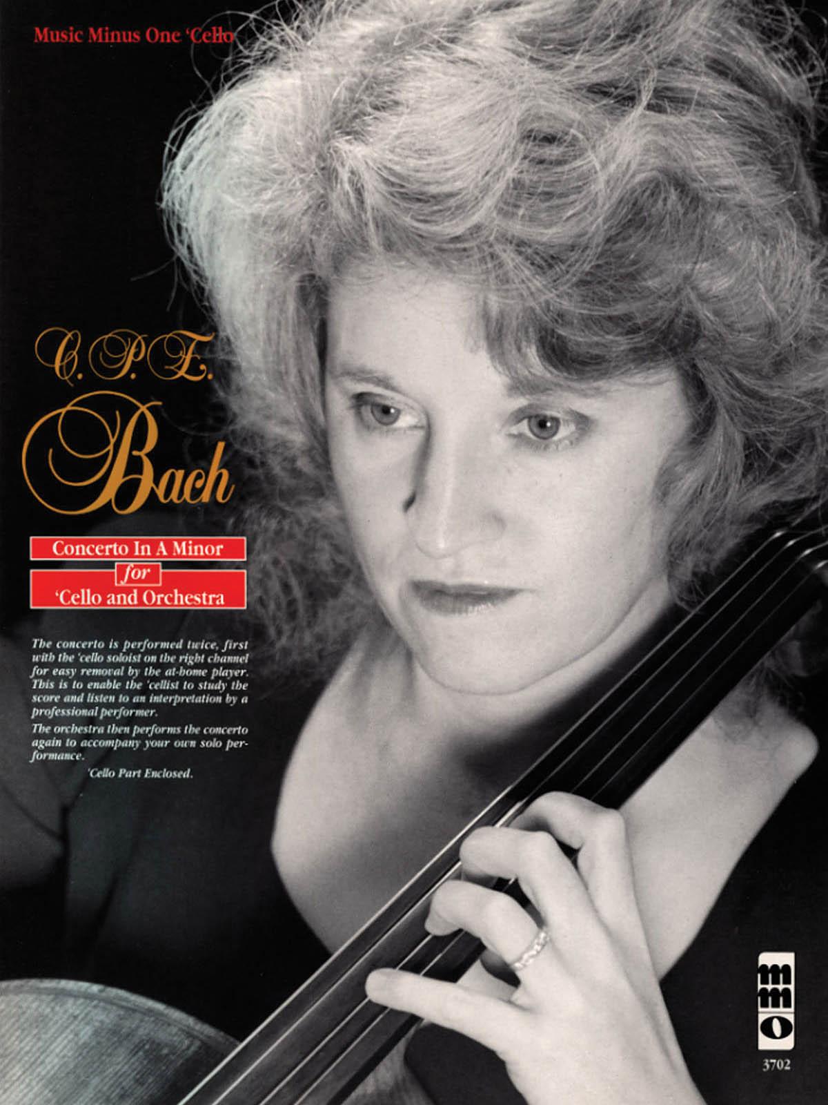 Carl Philipp Emanuel Bach: Violoncello Concerto in A Minor  Wq170/h432: Cello