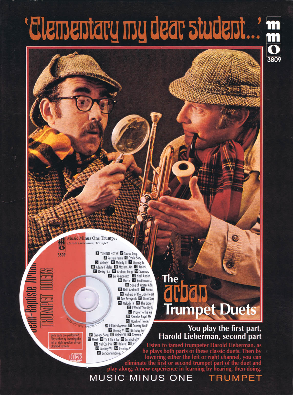 Arban: The Arban Trumpet Duets: Trumpet Duet