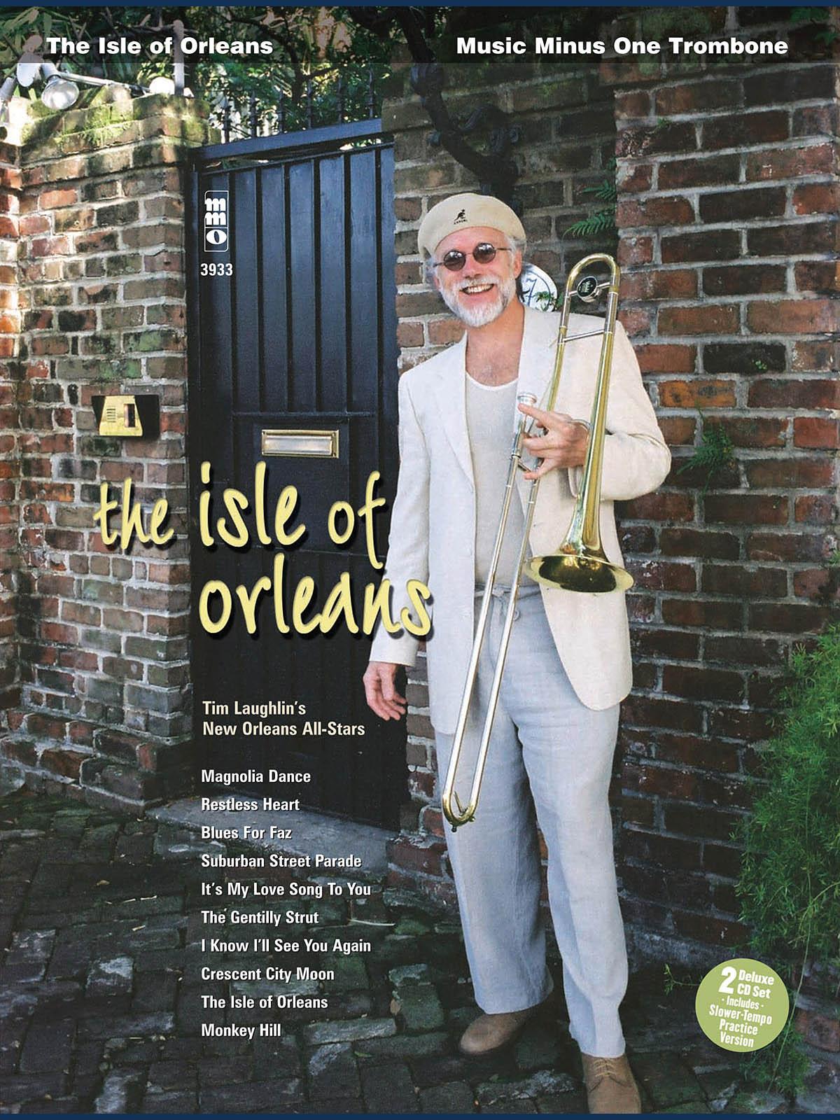 The Isle of Orleans: Trombone Solo: Instrumental Album