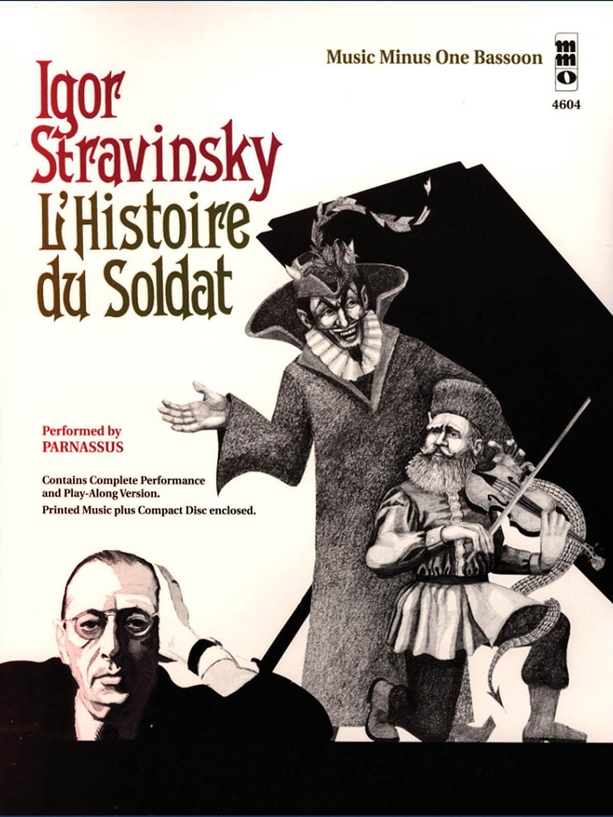Igor Stravinsky: L'Histoire du Soldat: Bassoon Solo: Instrumental Album